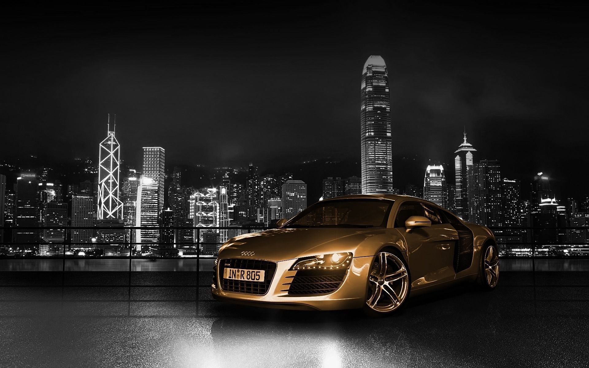 Black And Gold Wallpaper Widescreen