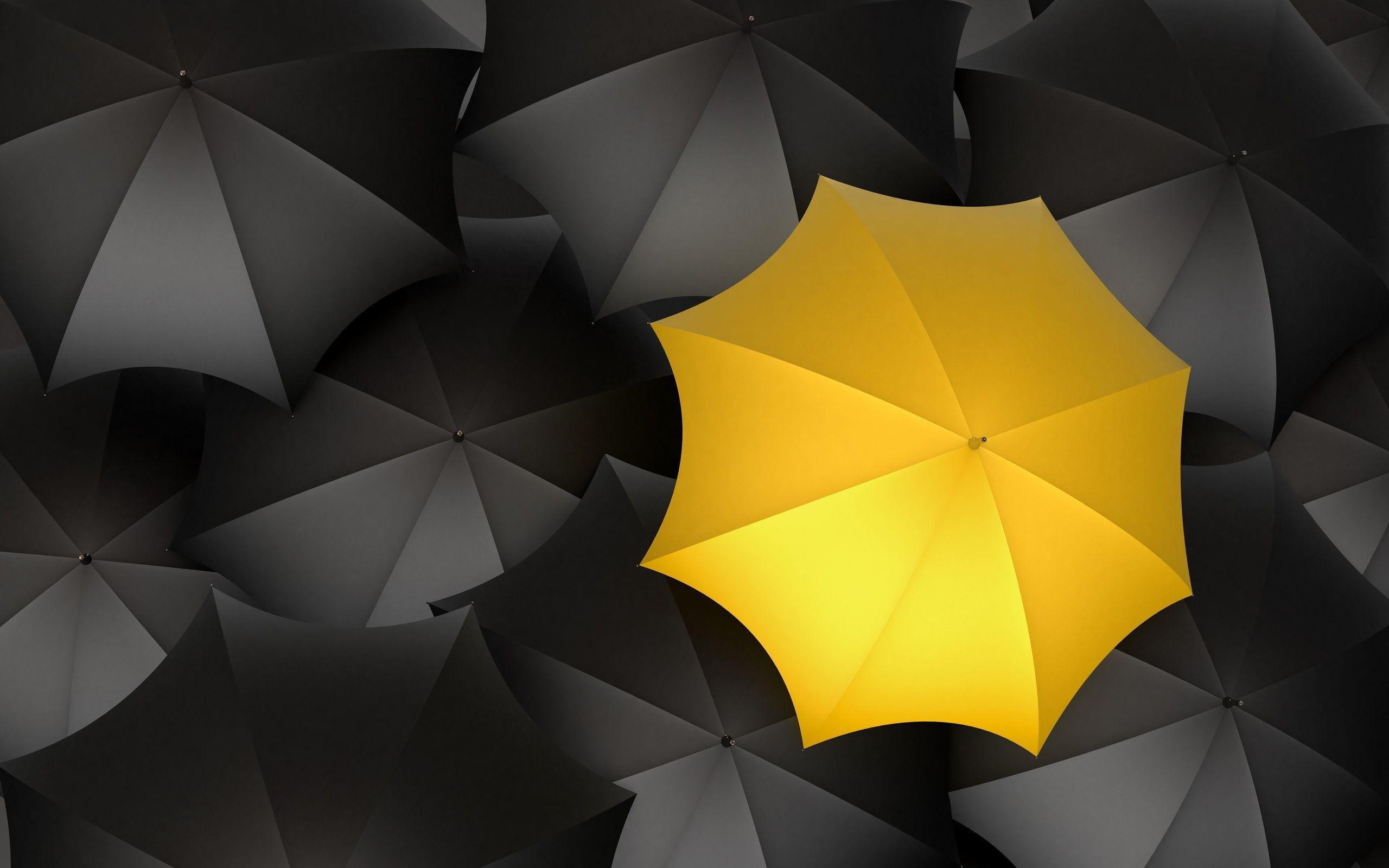 Black And Yellow Wallpaper Pack