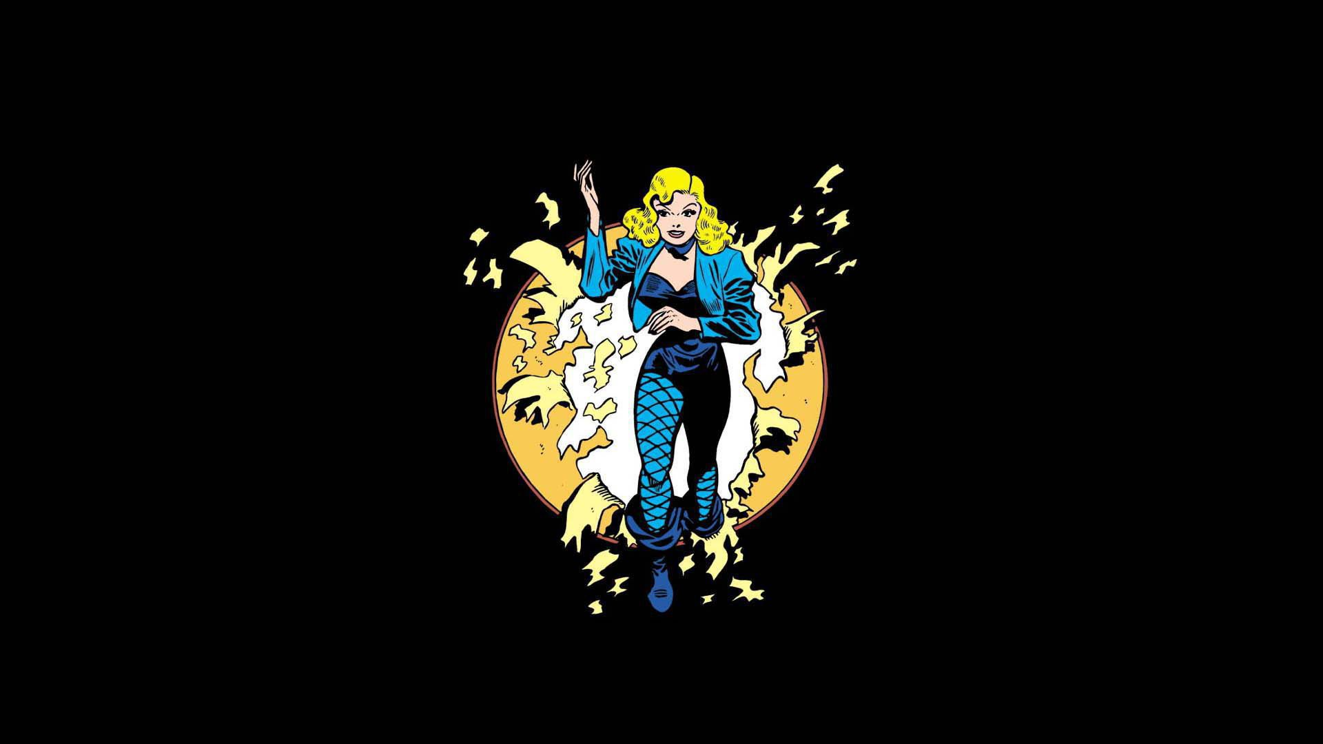 Black Canary Gallery