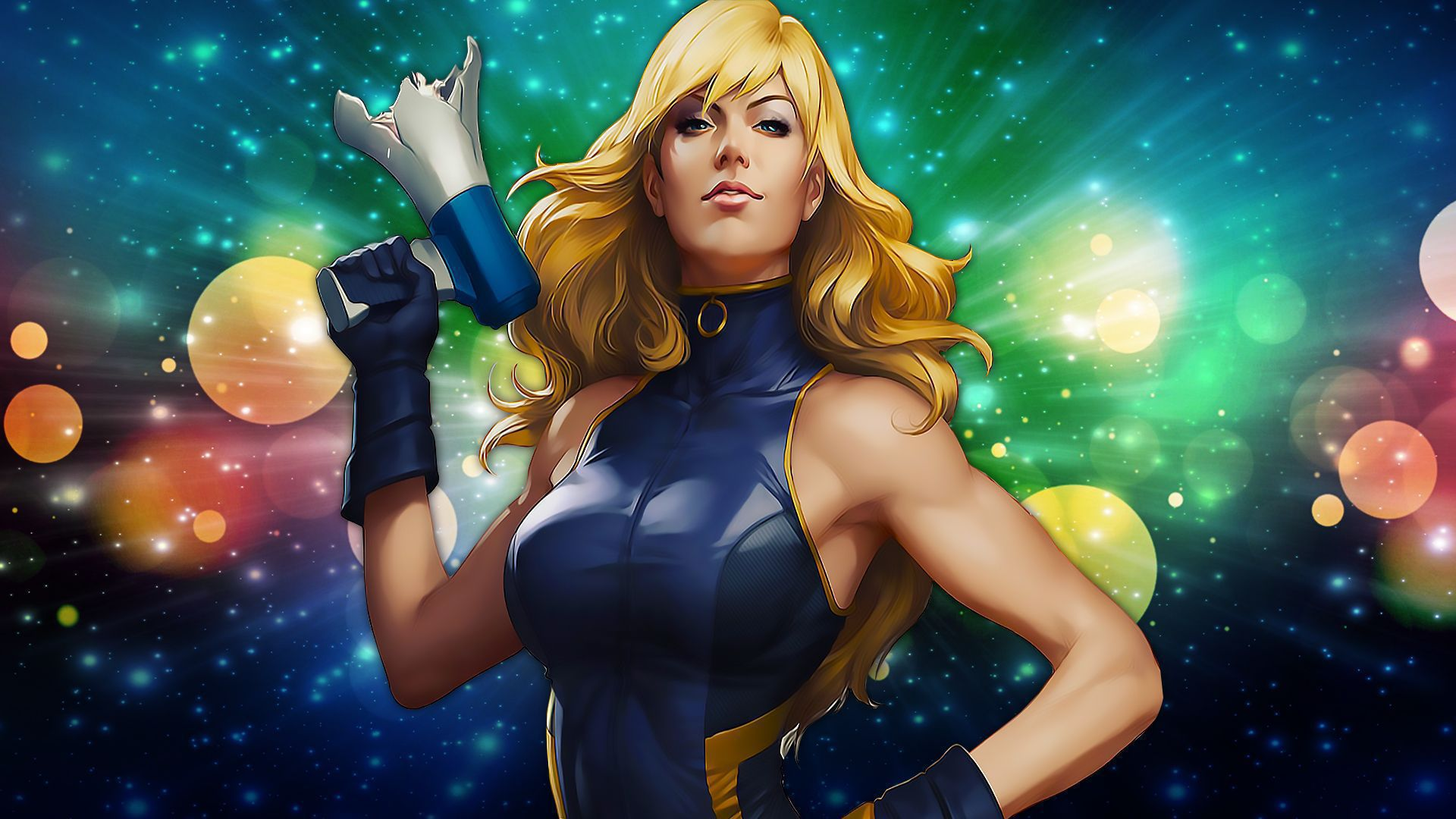 Black Canary High Definition Wallpapers