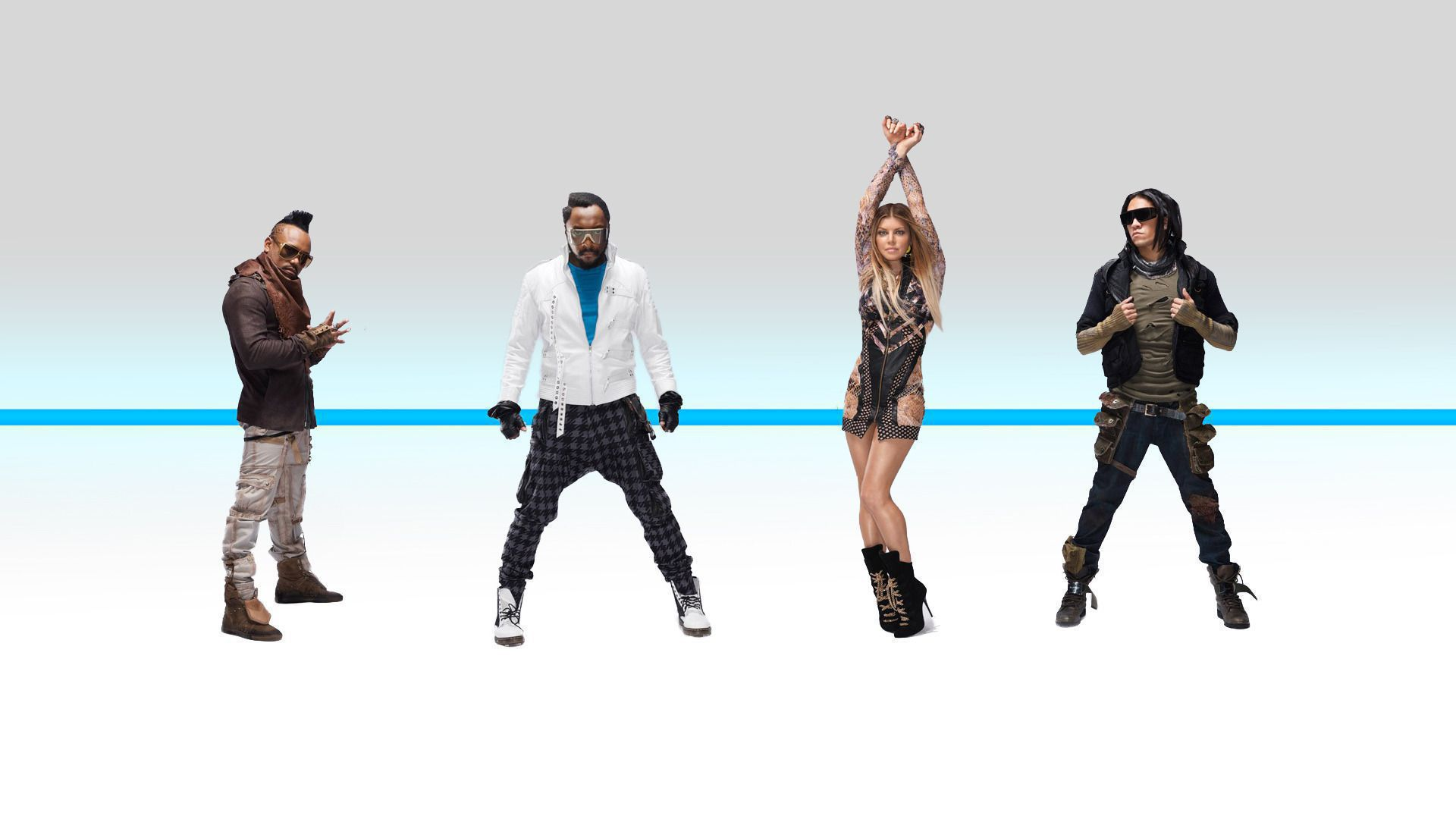 Black Eyed Peas Pictures