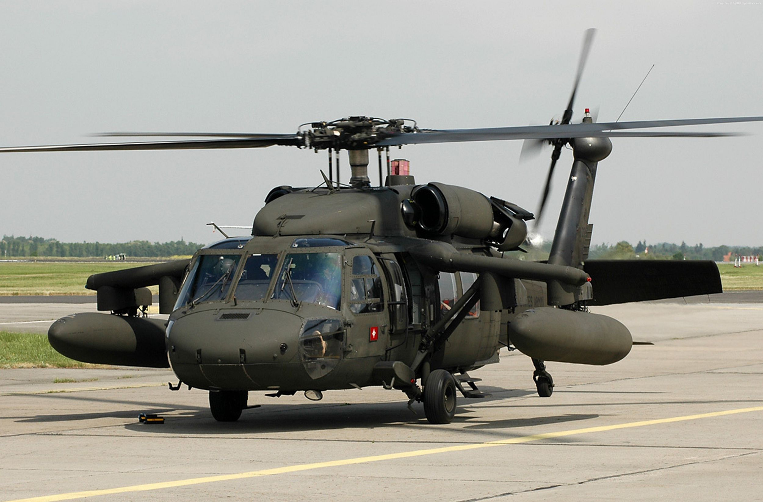 Black Hawk HD Wallpaper