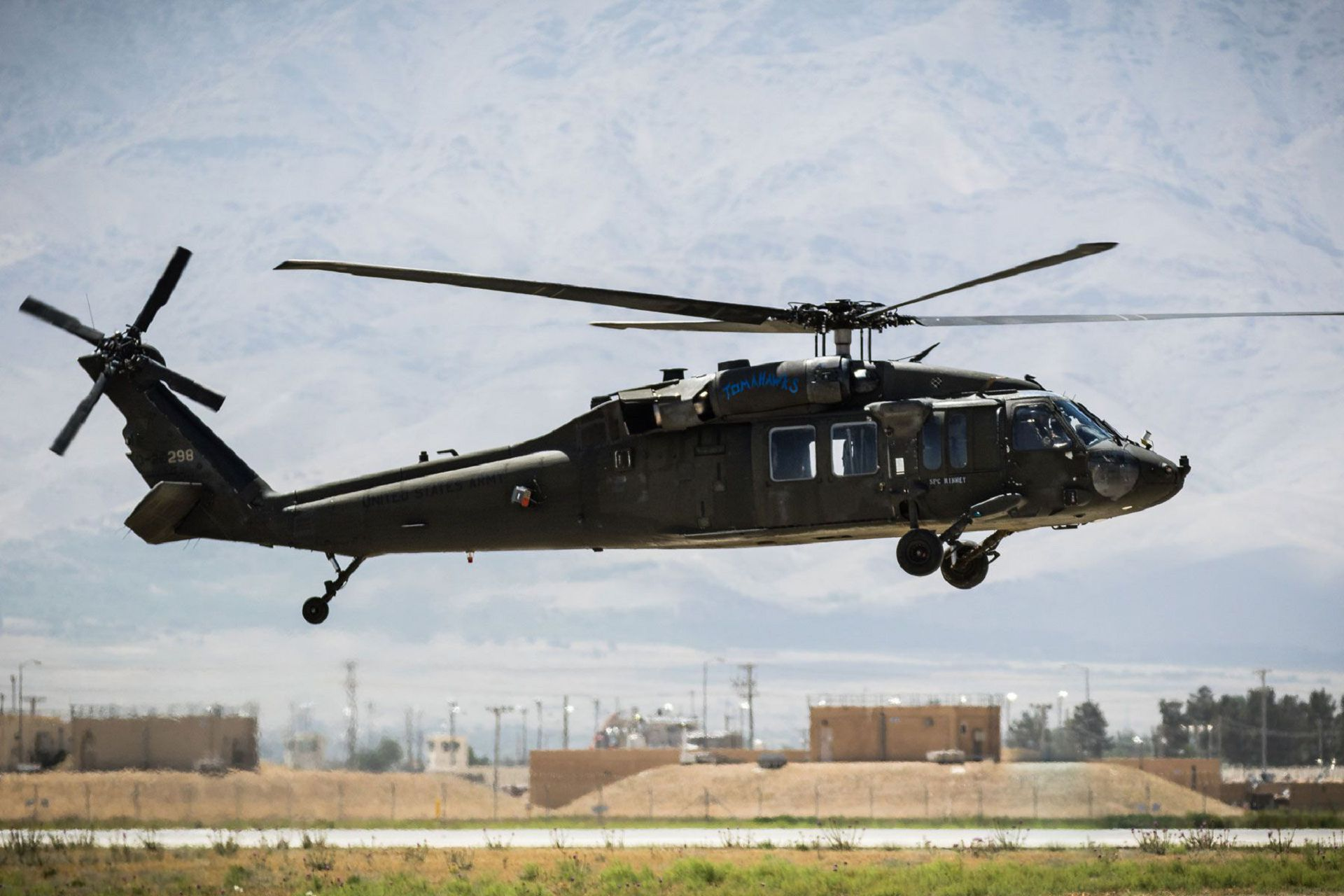 Black Hawk High Definition Wallpapers