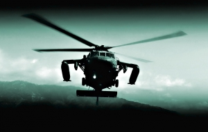 Black Hawk Wallpaper