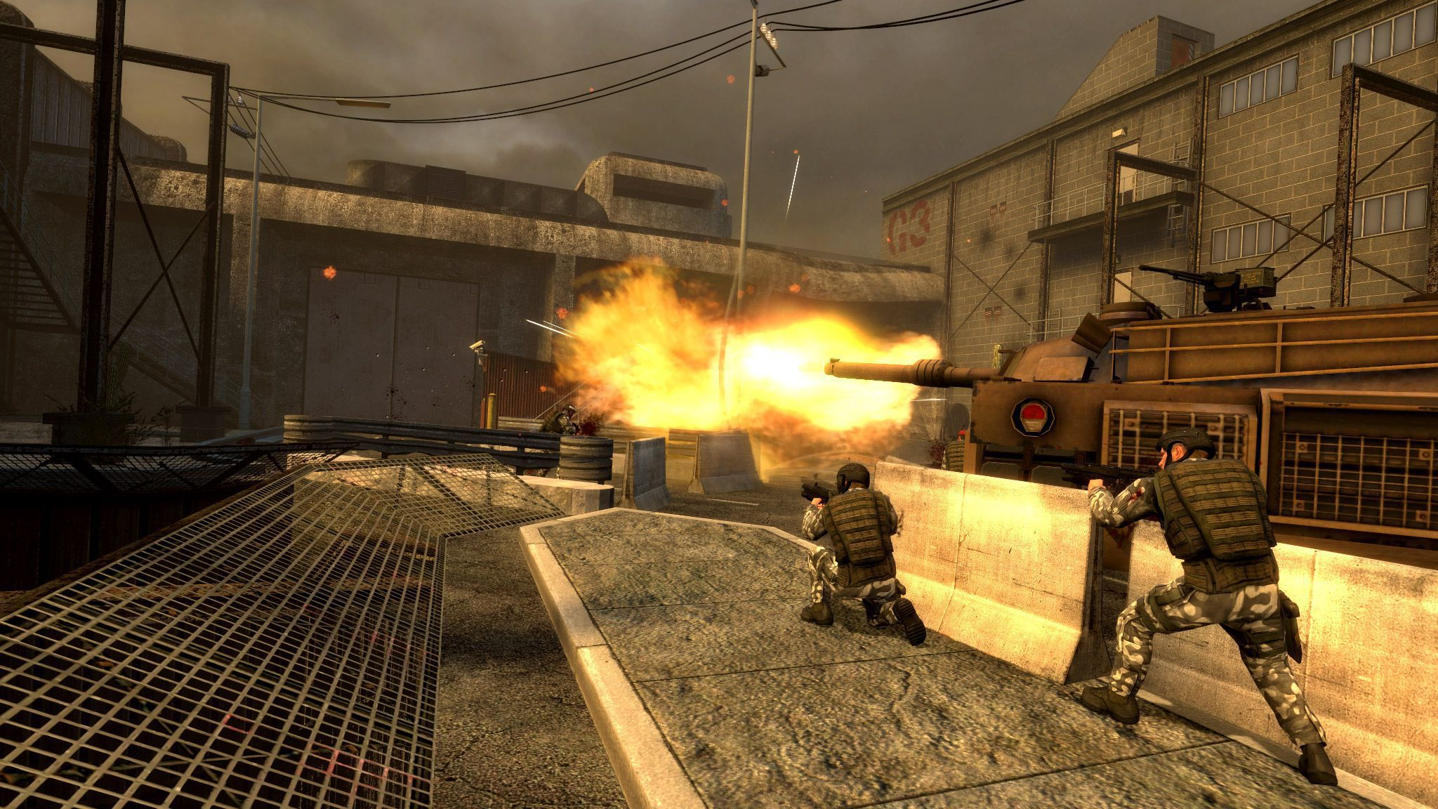 Black Mesa Source High Definition Wallpapers