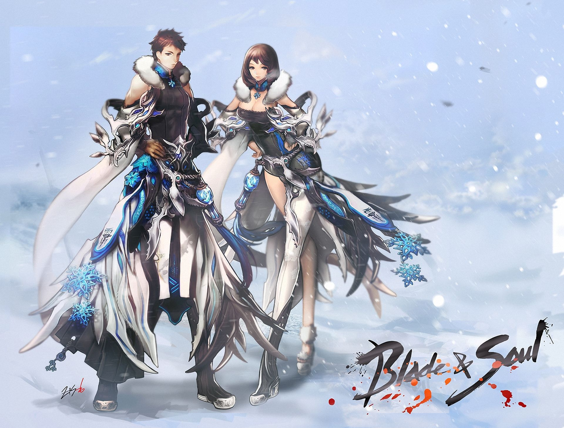 Blade And Soul In High Resolution