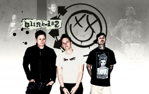 Blink 182 Widescreen