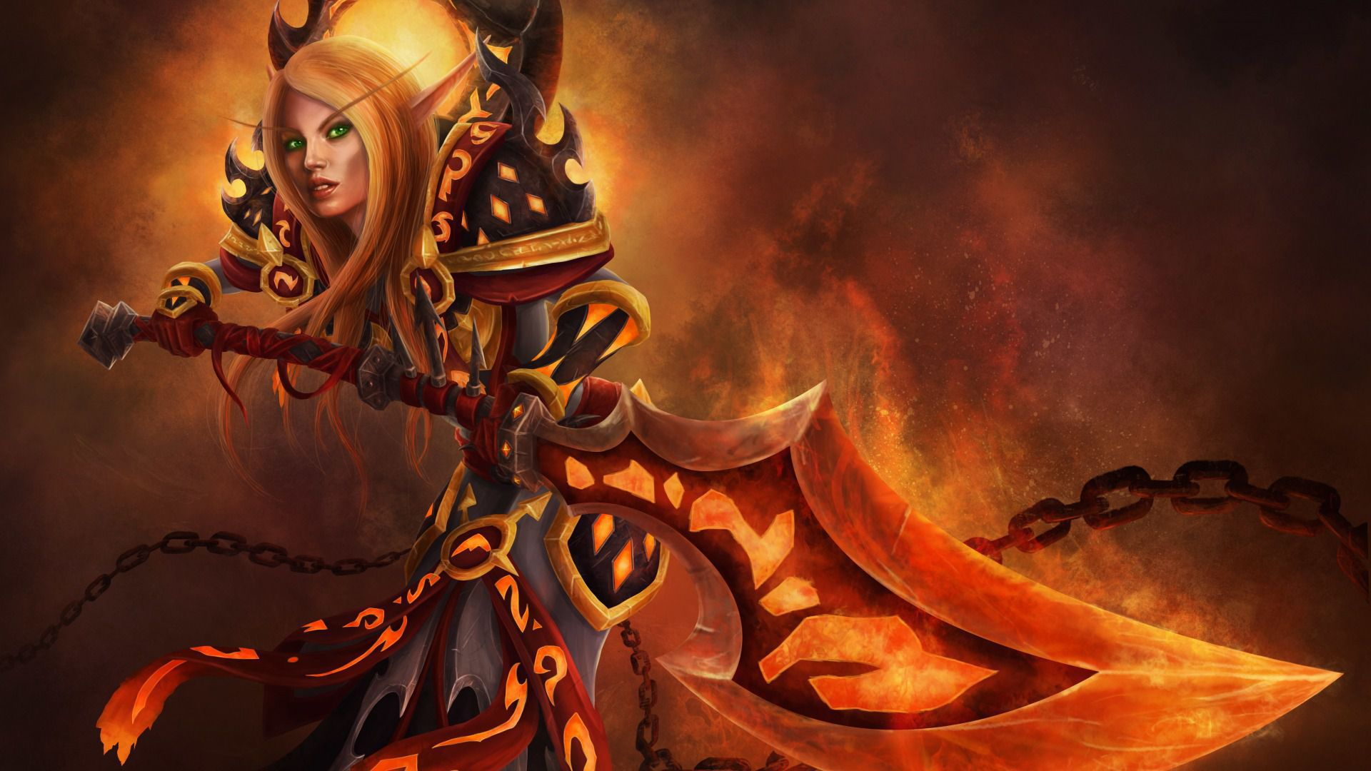 Blood Elf High Definition