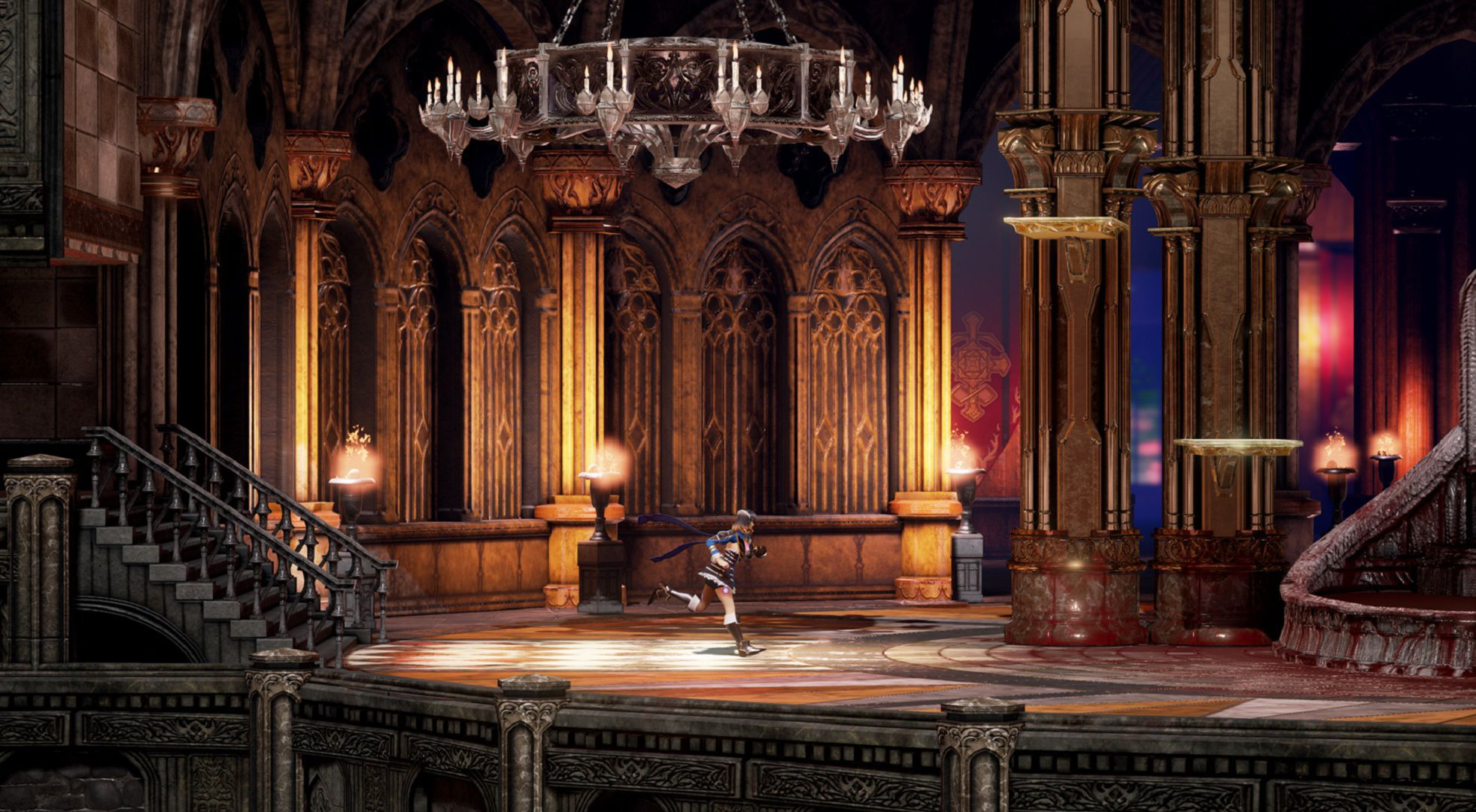 Bloodstained Ritual Of The Night Wallpaper Pack