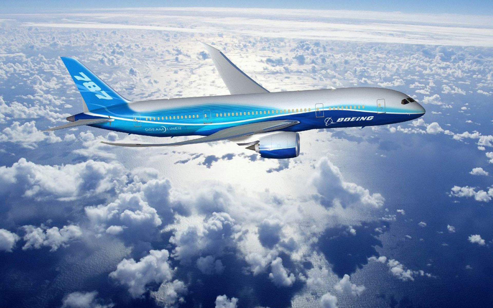 Boeing 787 High Definition Wallpapers