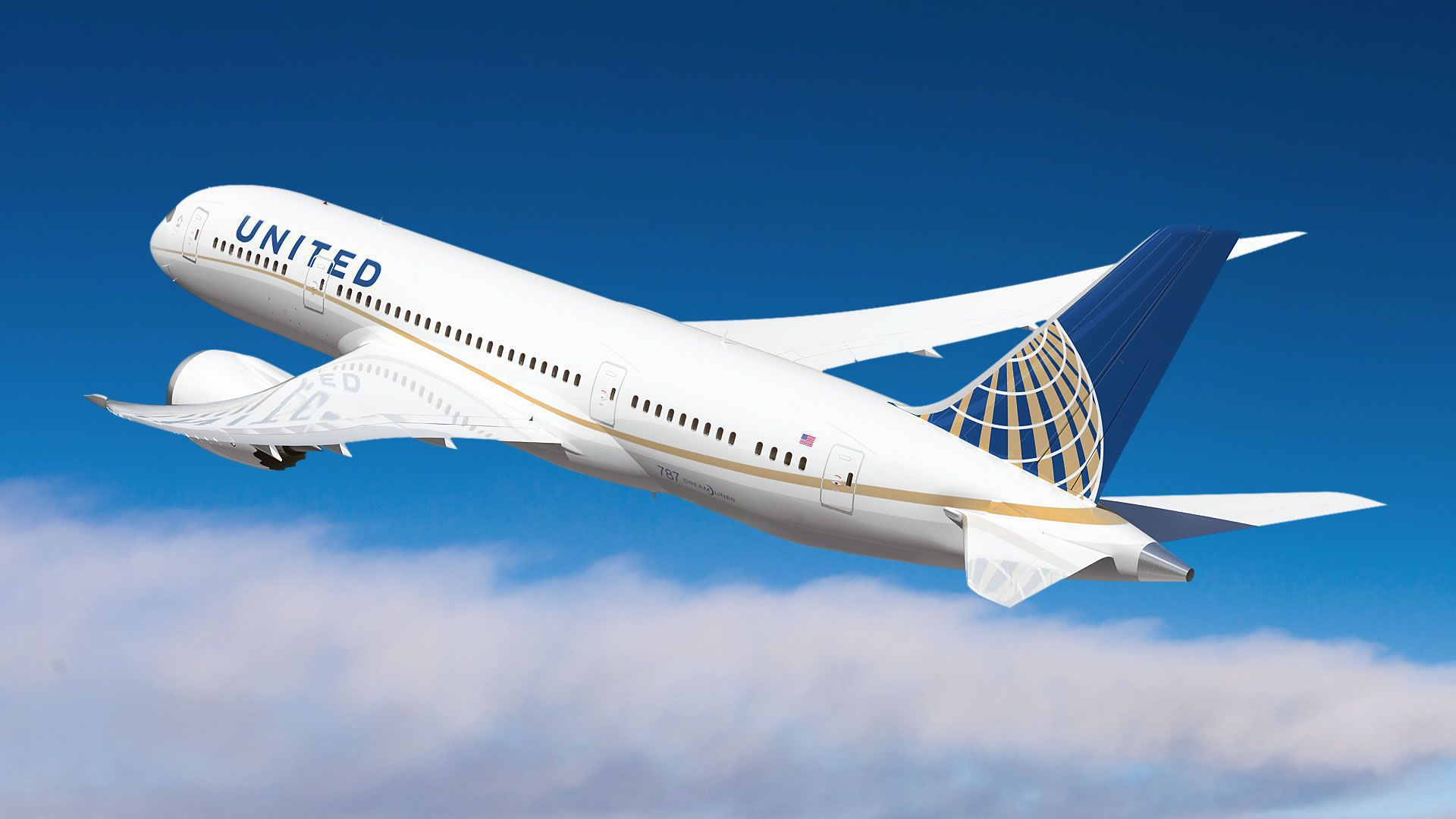 Boeing 787 Wallpapers HD