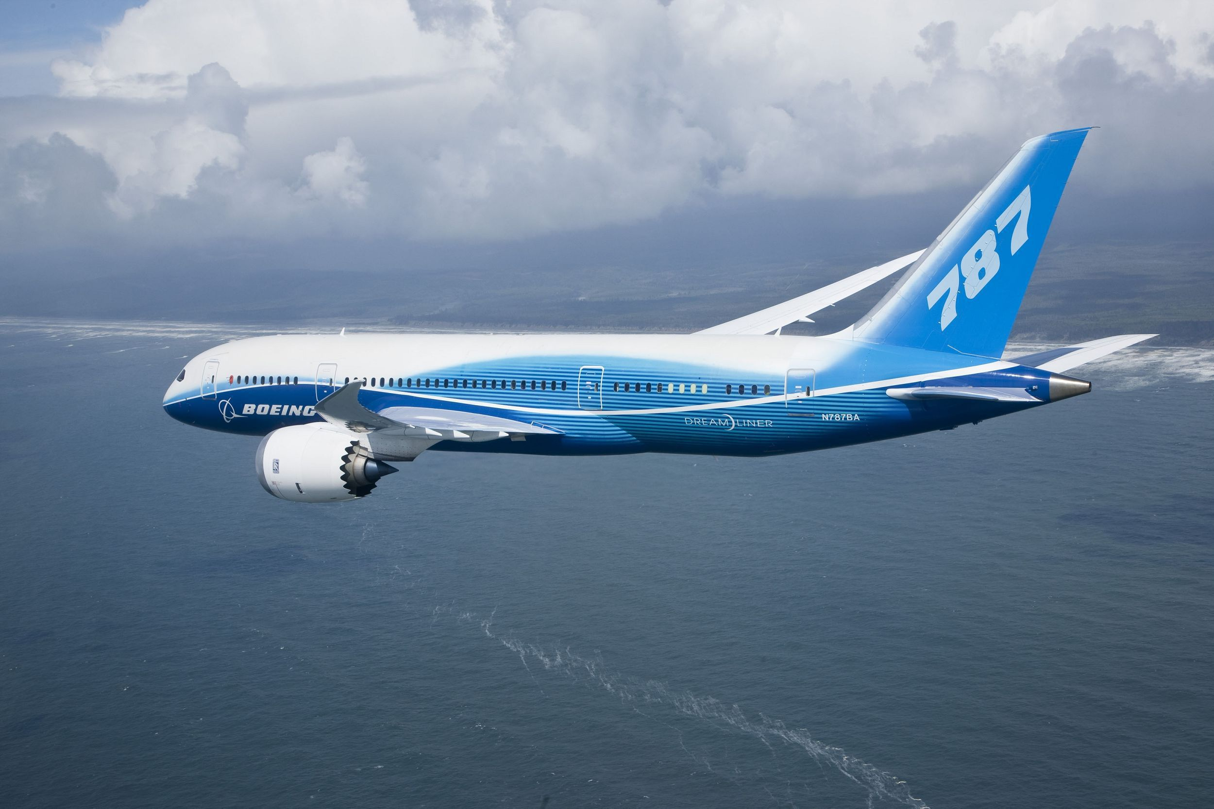 Boeing 787 Wallpapers