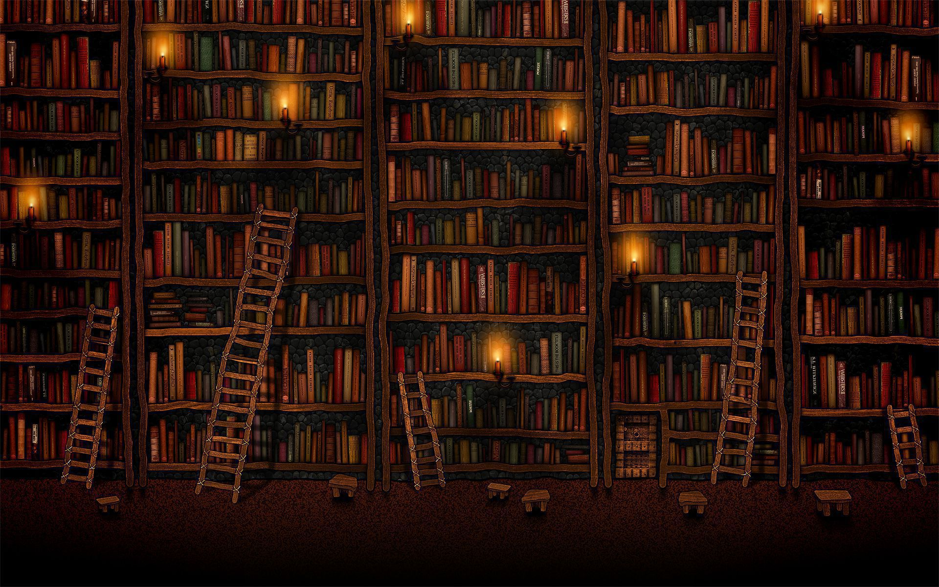 Books Wallpapers HD