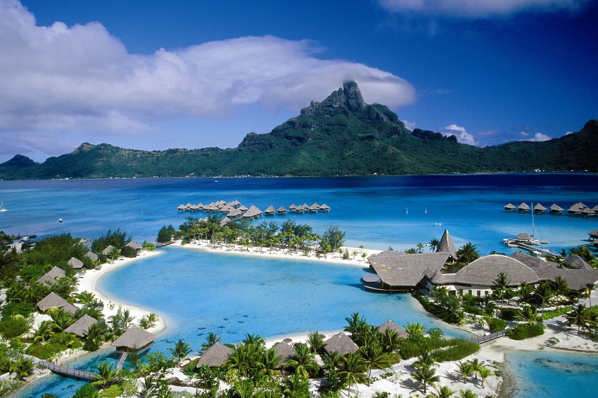 Bora Bora Island Collection