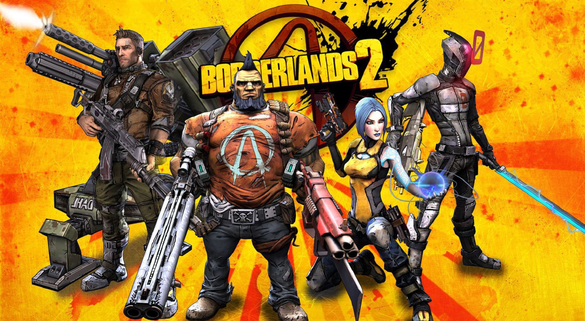 Borderlands 2 Gallery