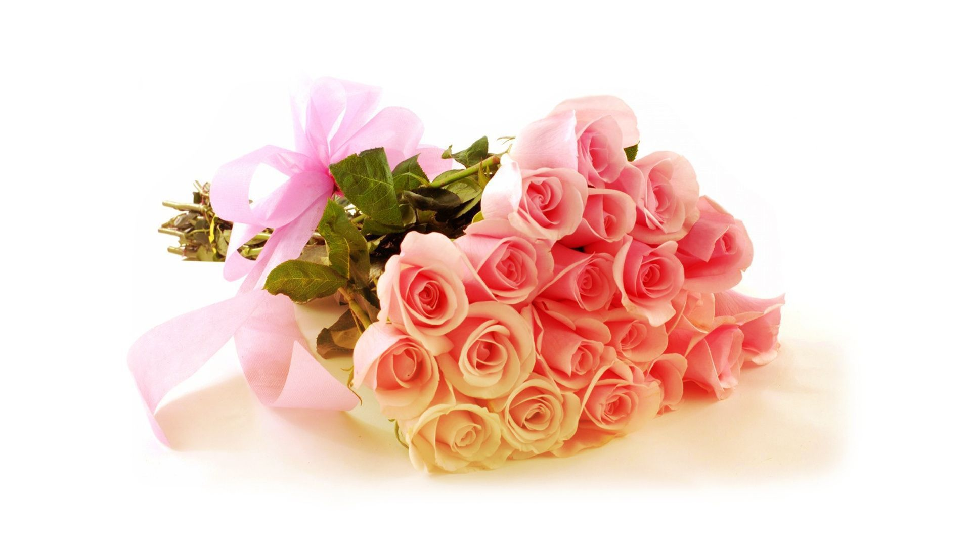 Bouquet Of Flowers HD Background