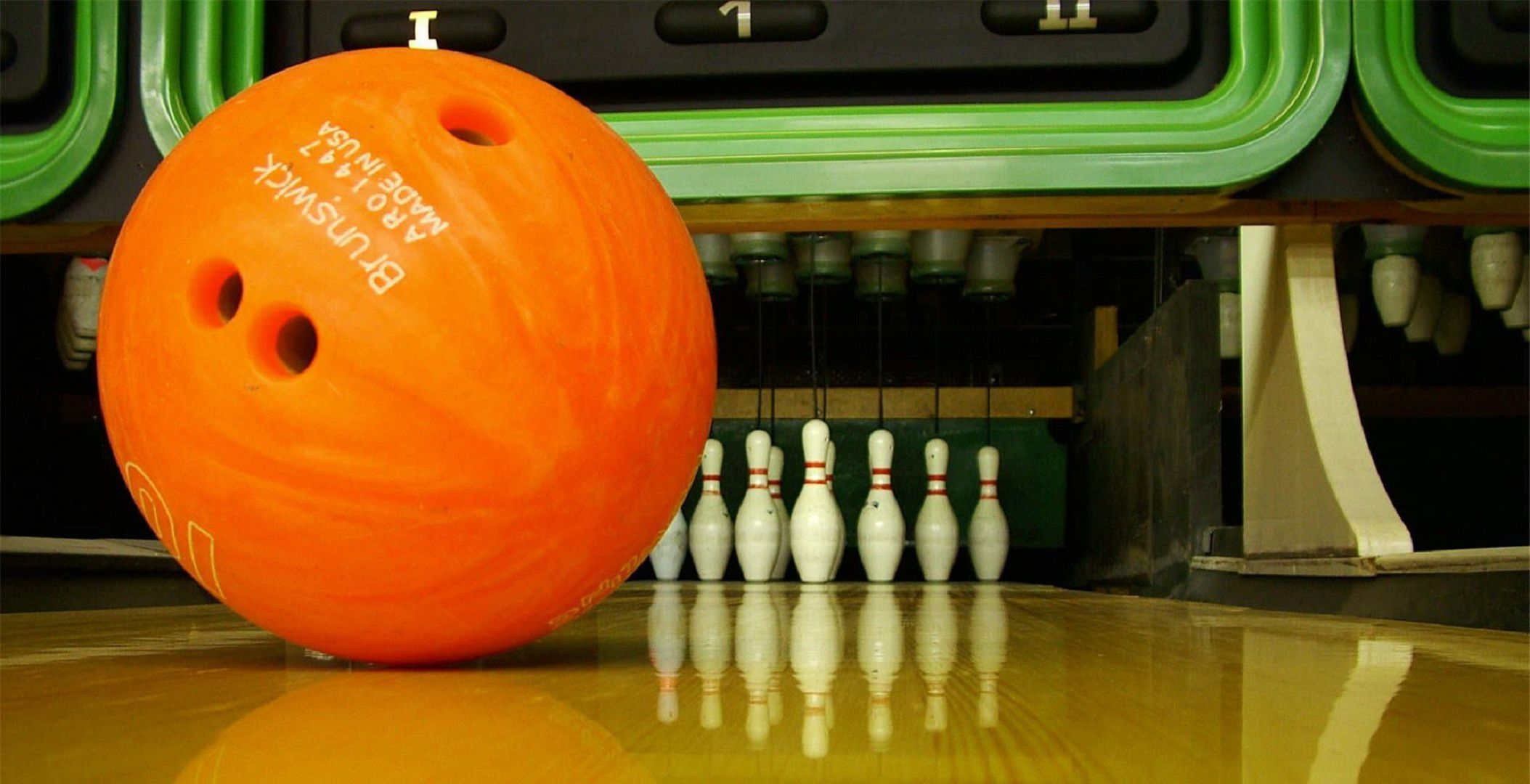 Bowling In High Resolution