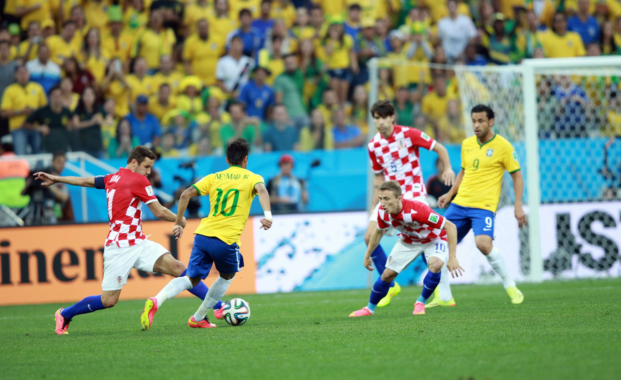 Brazil World Cup 2014 In High Resolution
