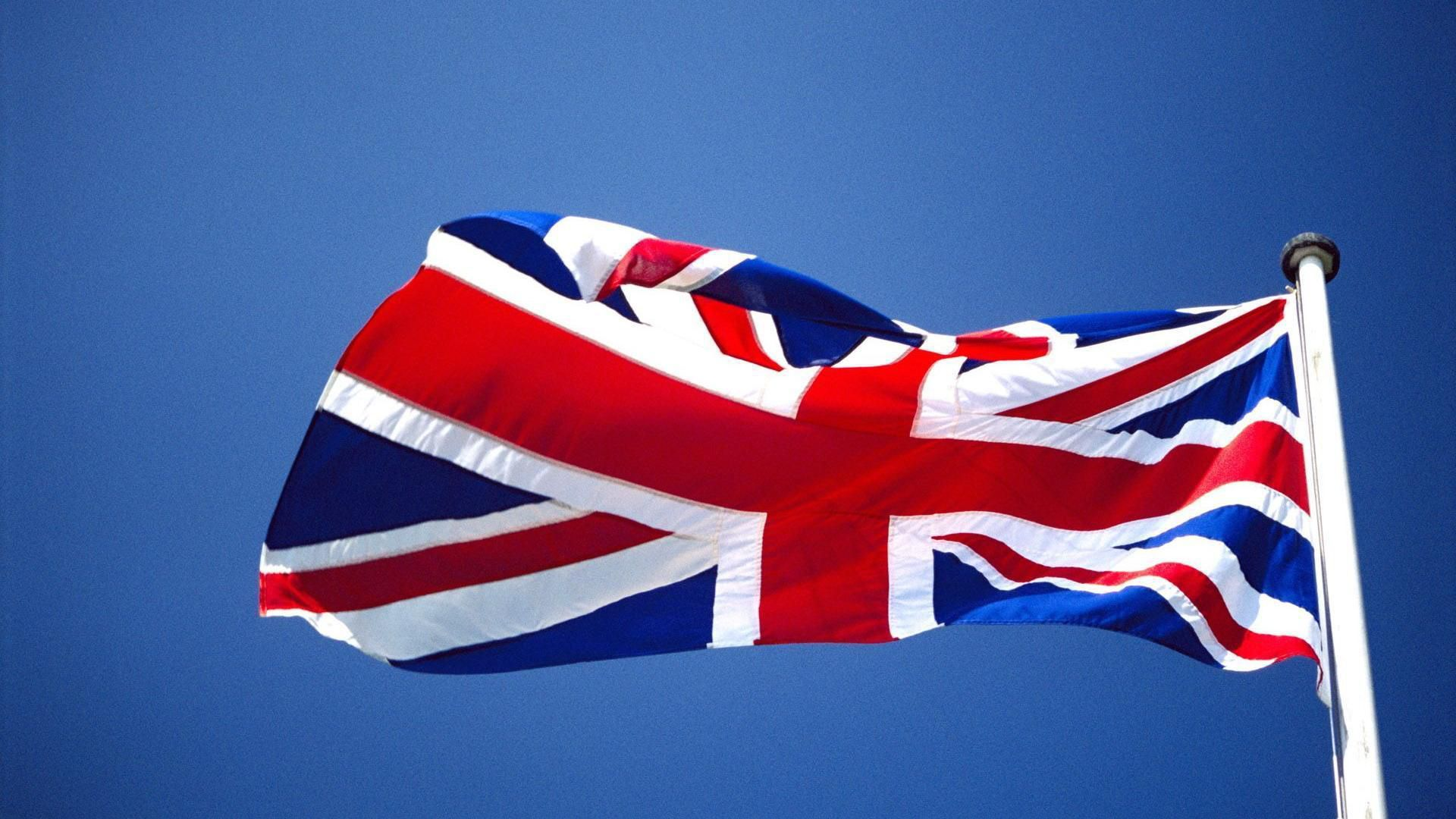 British Flag Beautiful