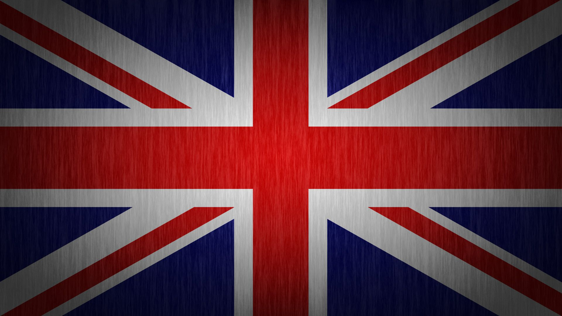 British Flag In High Resolution