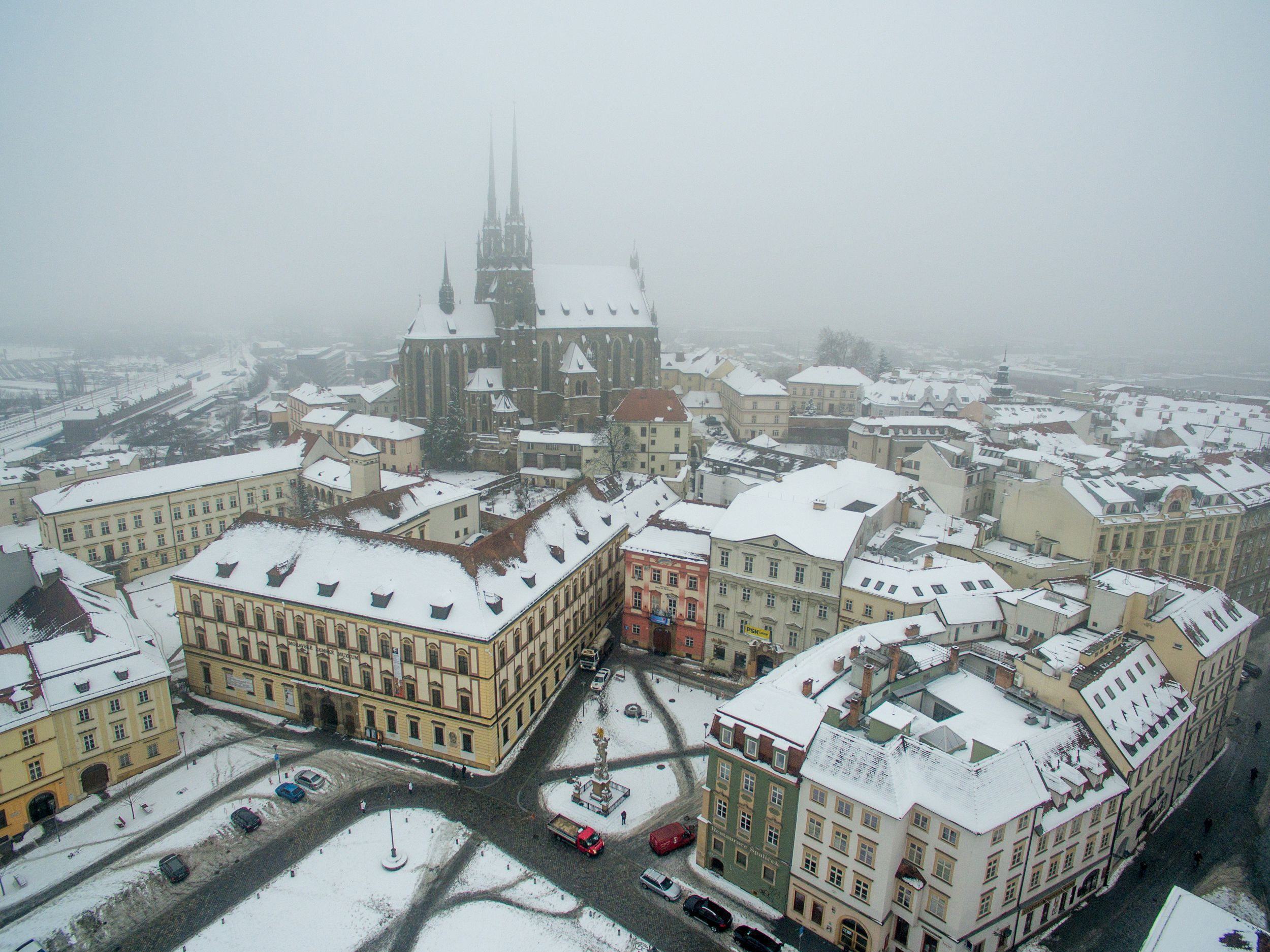 Brno In High Resolution