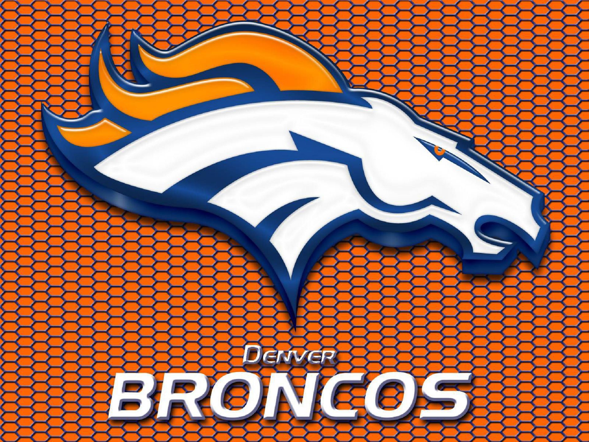 Denver Broncos Backgrounds Wallpaper Cave With Cool Broncos Backgrounds HD