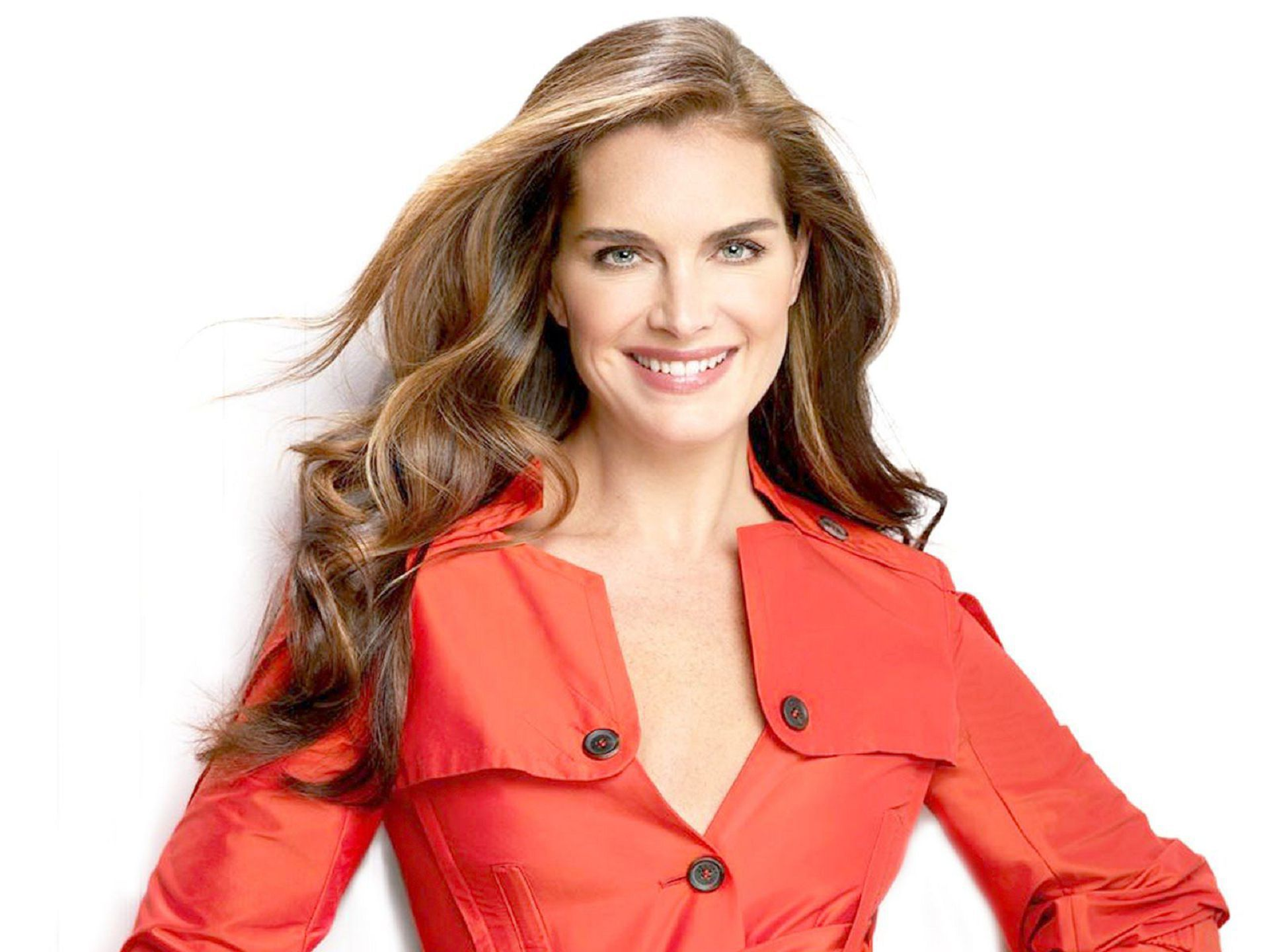Brooke Shields Widescreen