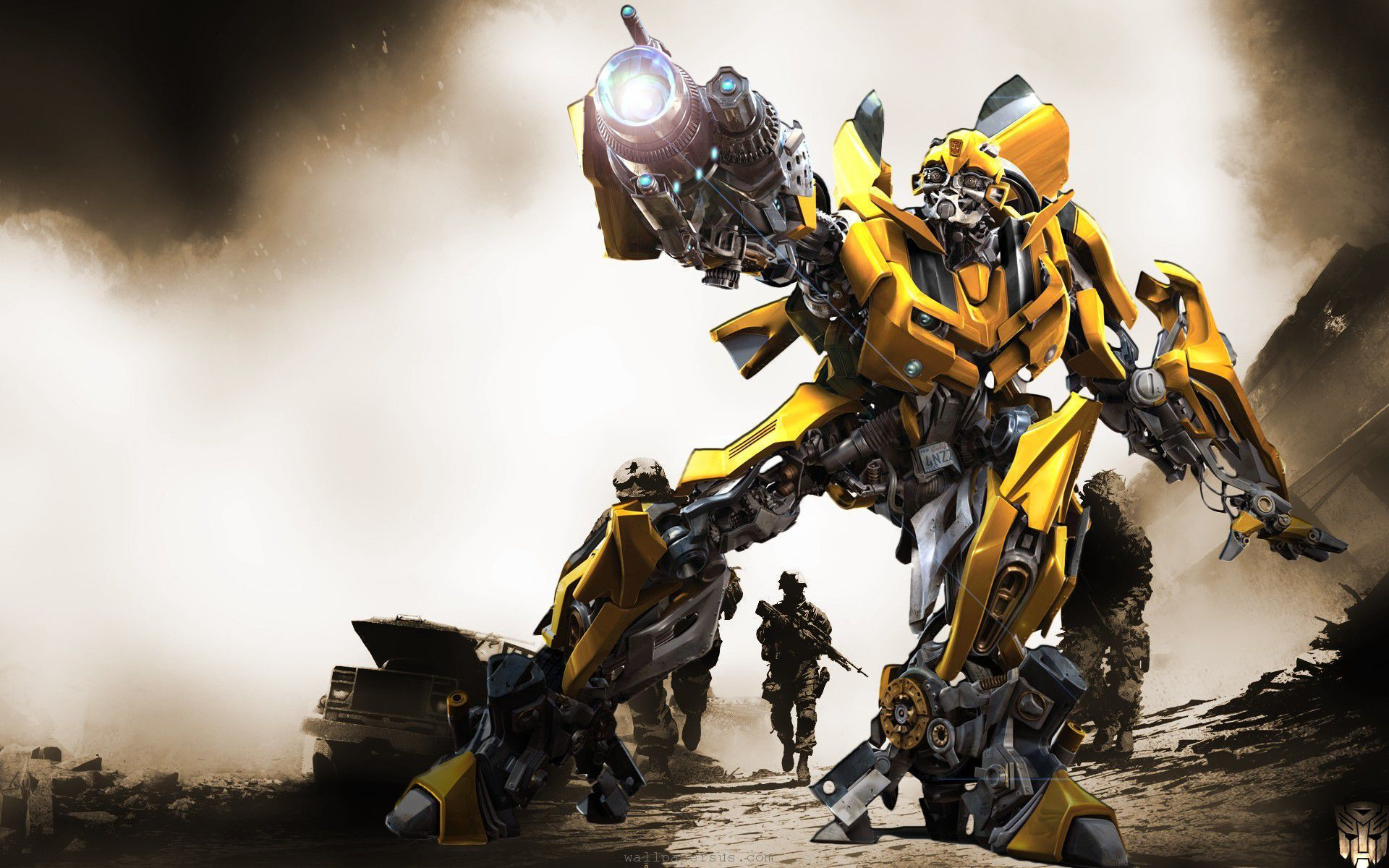 Bumblebee Transformer Wallpaper Pack