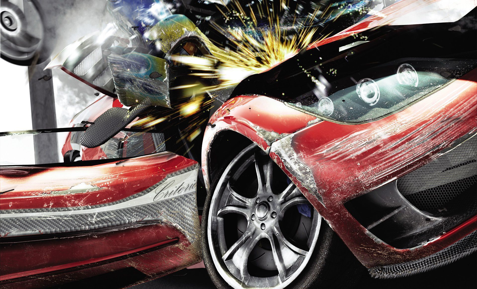 Burnout High Quality Wallpapers