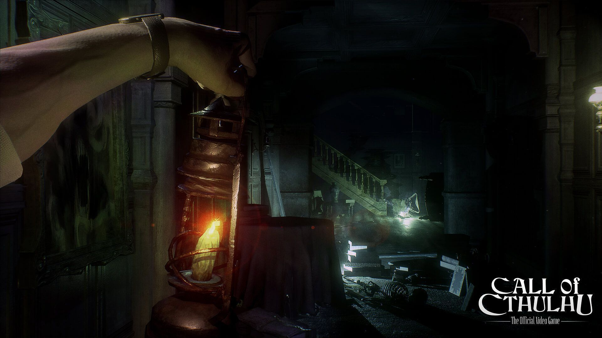 Call Of Cthulhu High Definition Wallpapers