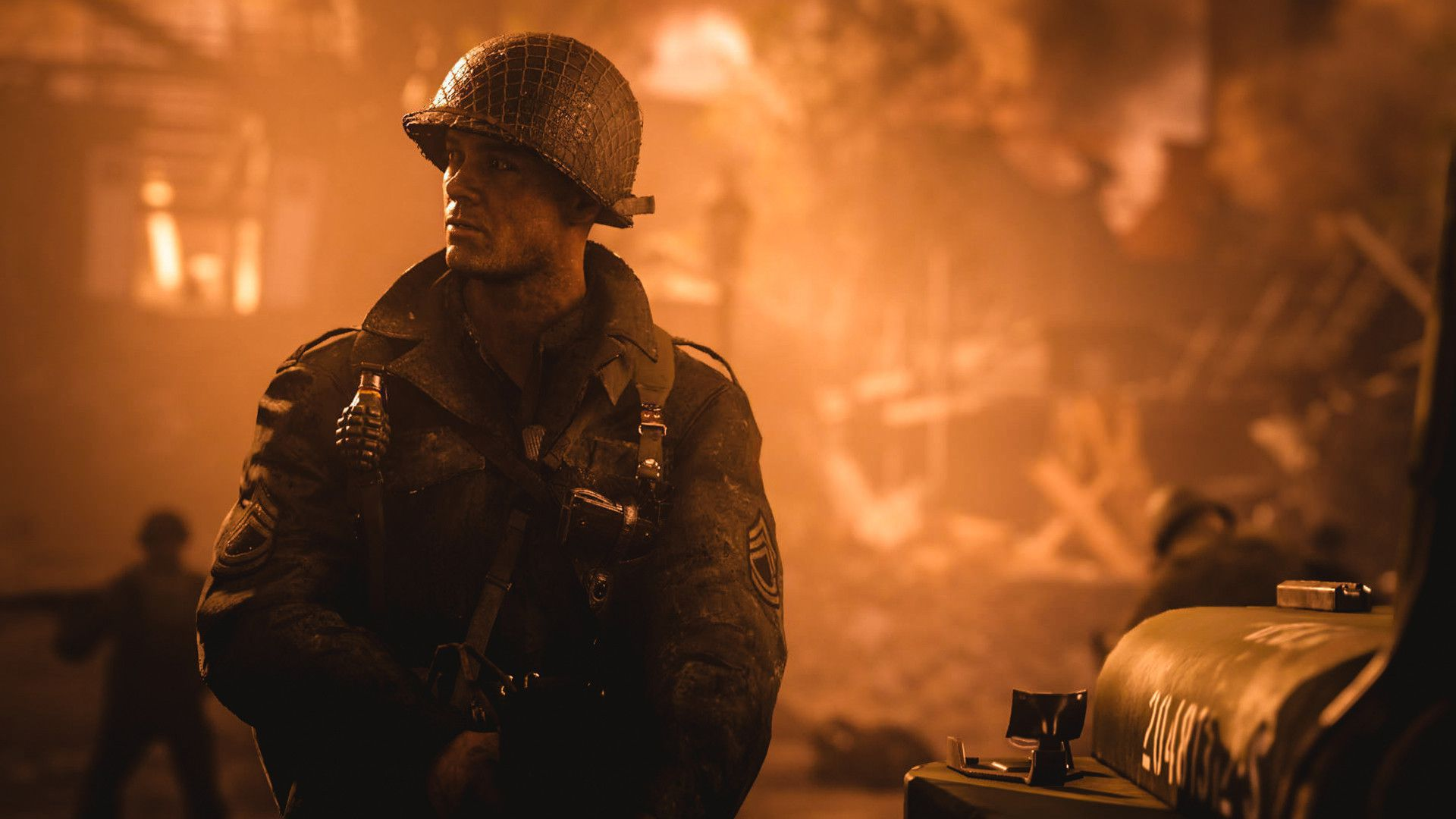 Call Of Duty Ww2 High Definition Wallpapers