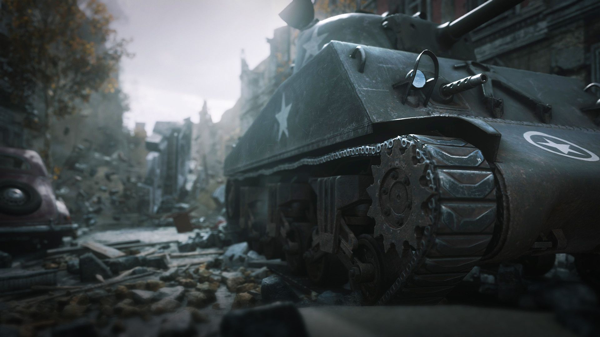 Call Of Duty Ww2 In High Resolution
