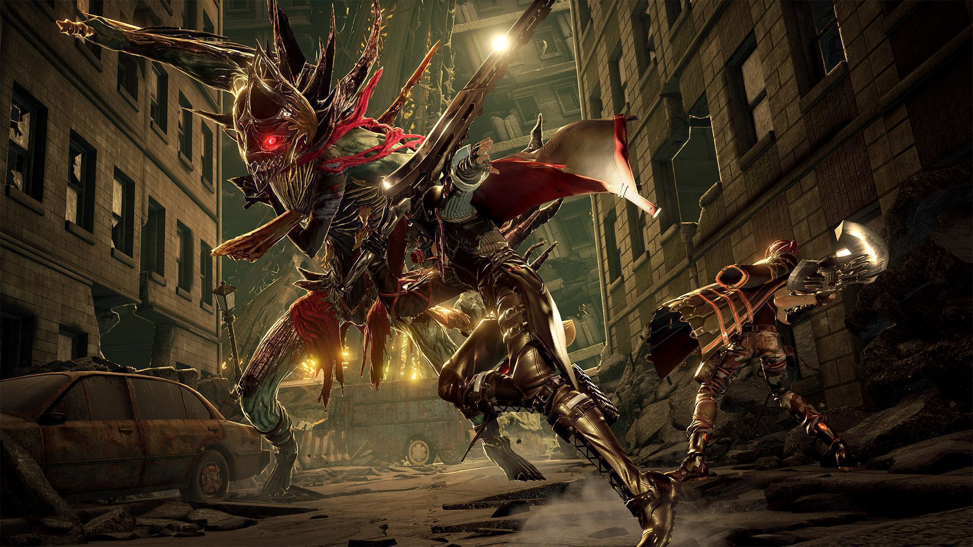 Code Vein High Quality Wallpapers