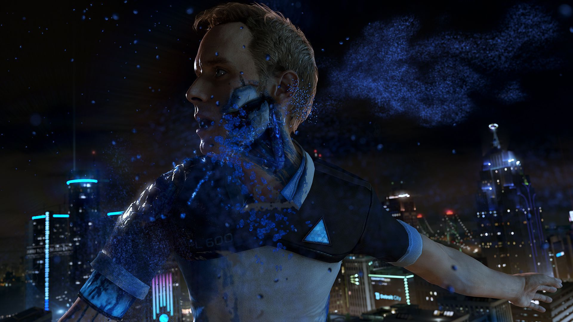 Detroit Become Human Gallery