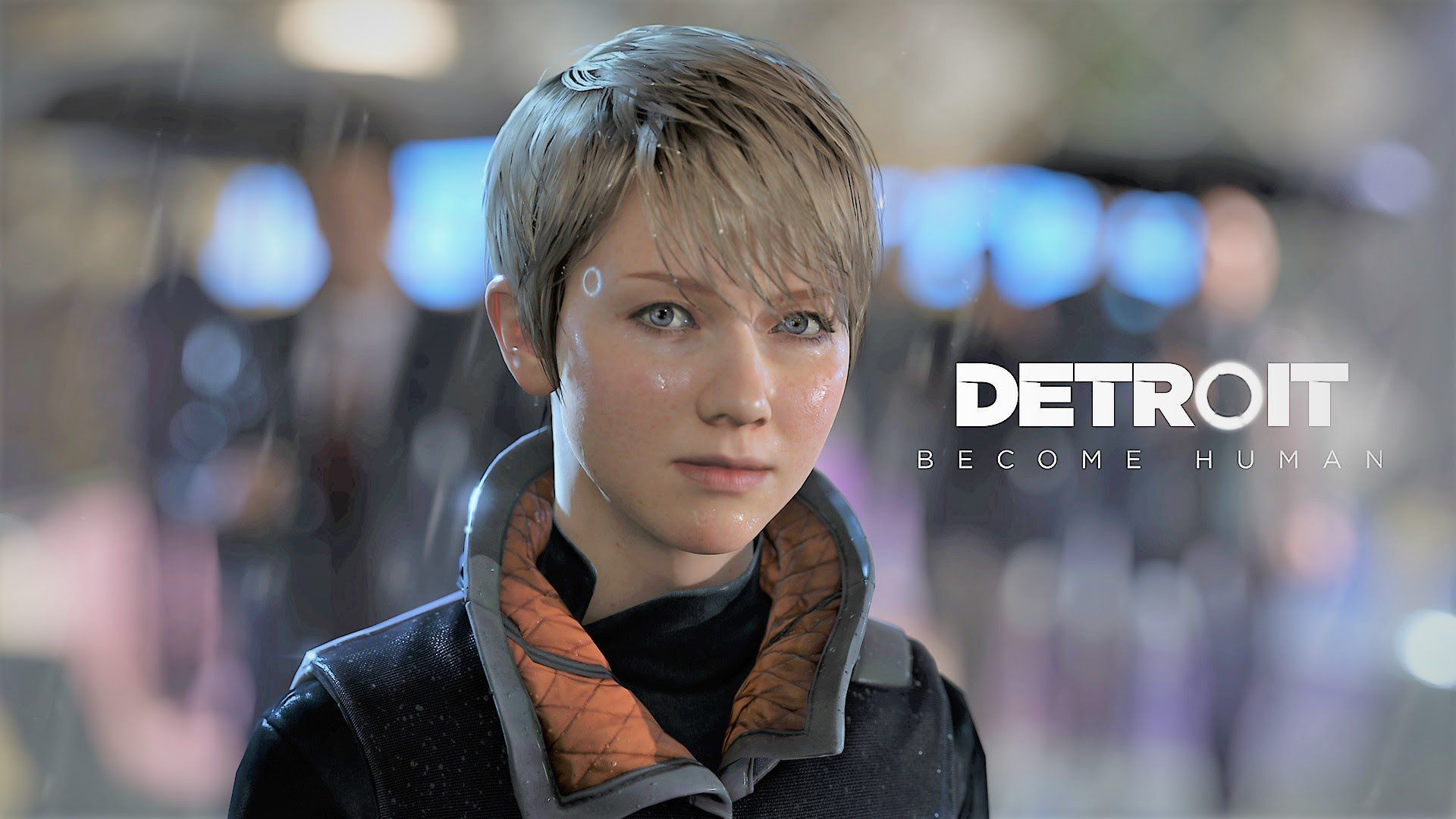 Detroit Become Human High Quality Wallpapers