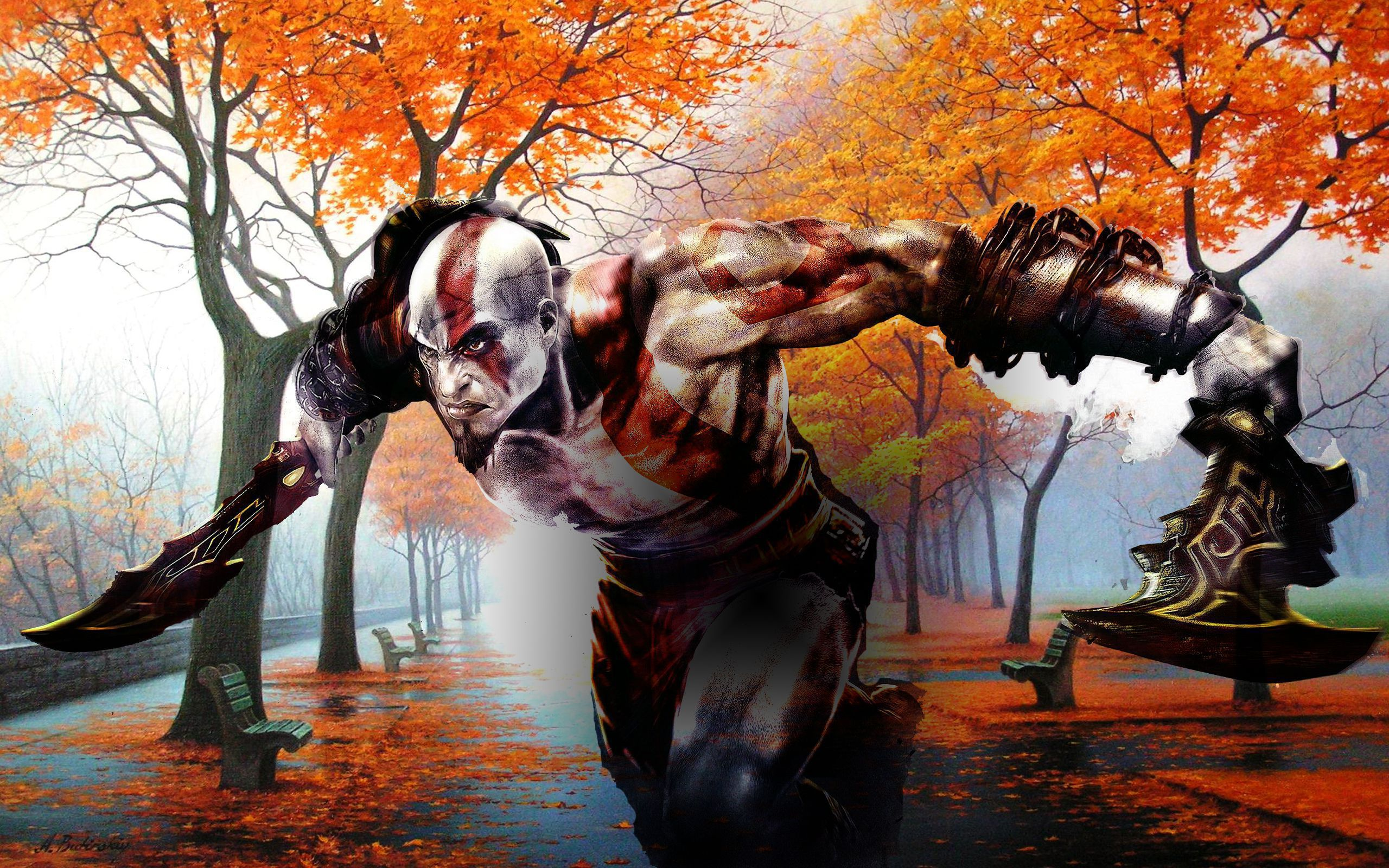 God Of War Pictures