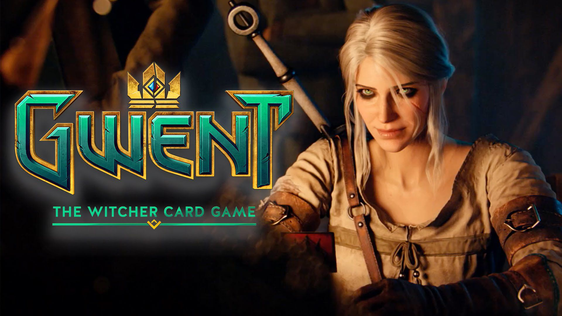 Gwent The Witcher Card Game HD Wallpaper