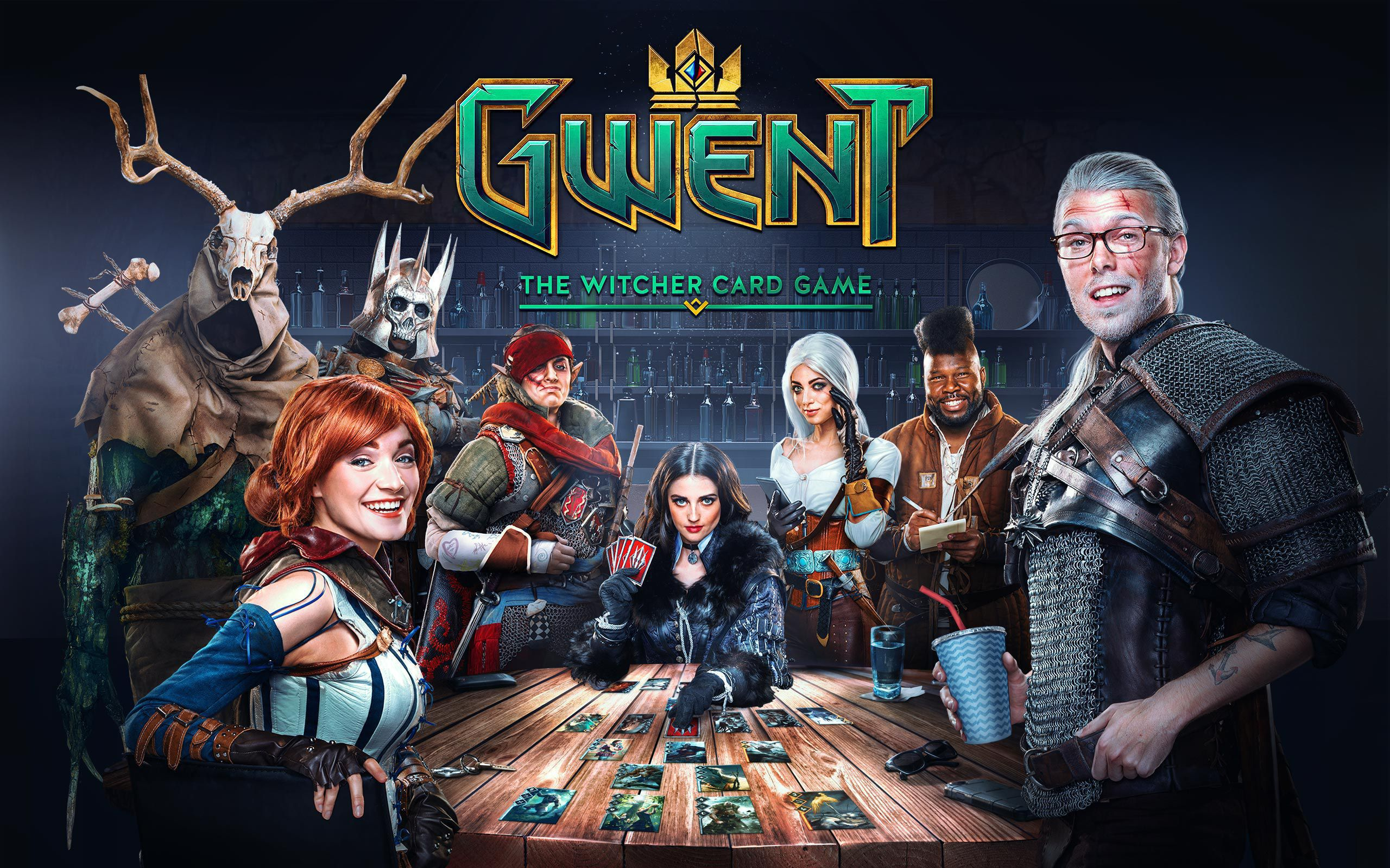 Gwent The Witcher Card Game Wallpapers HD