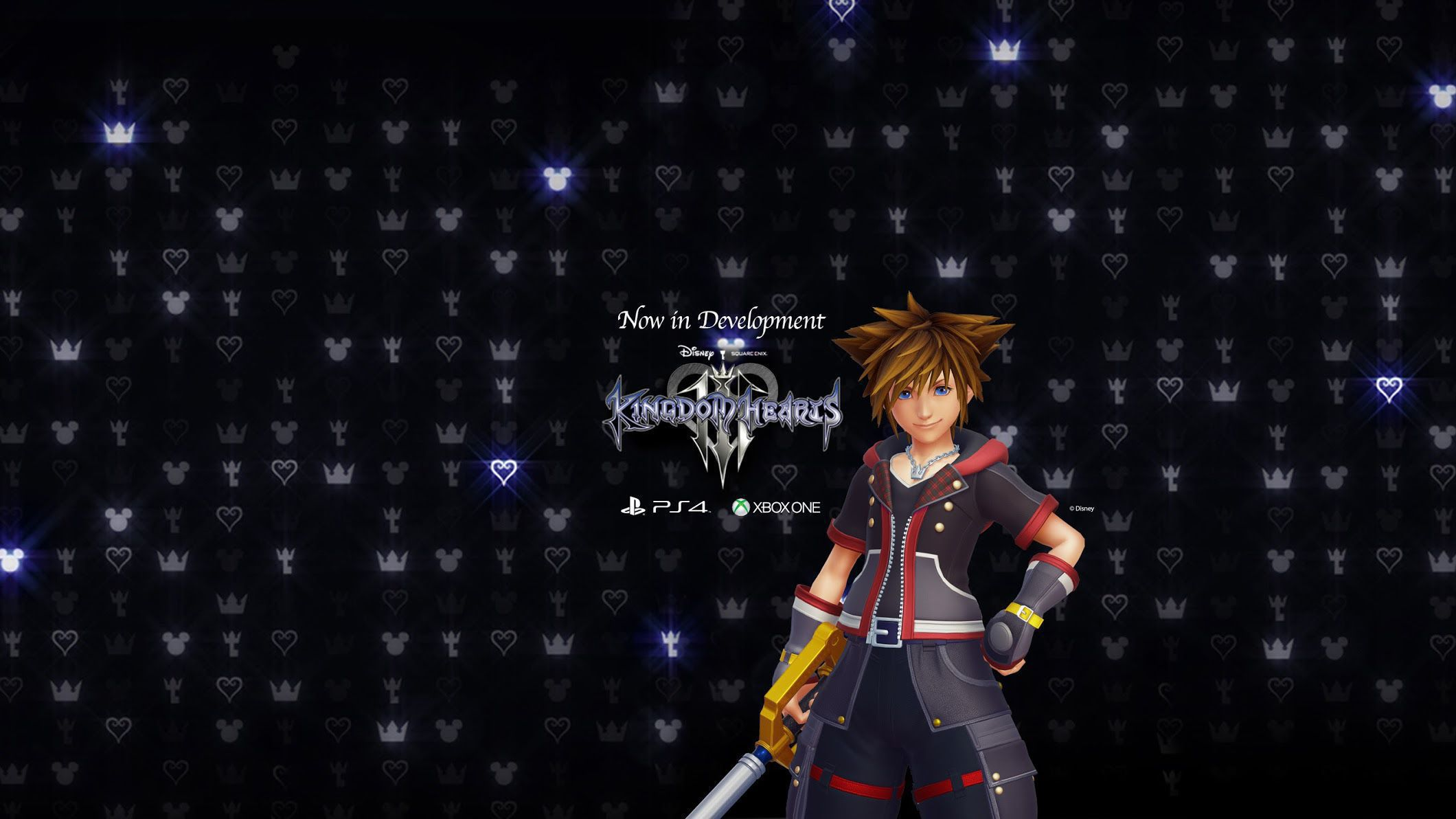 Kingdom Hearts 3 Background