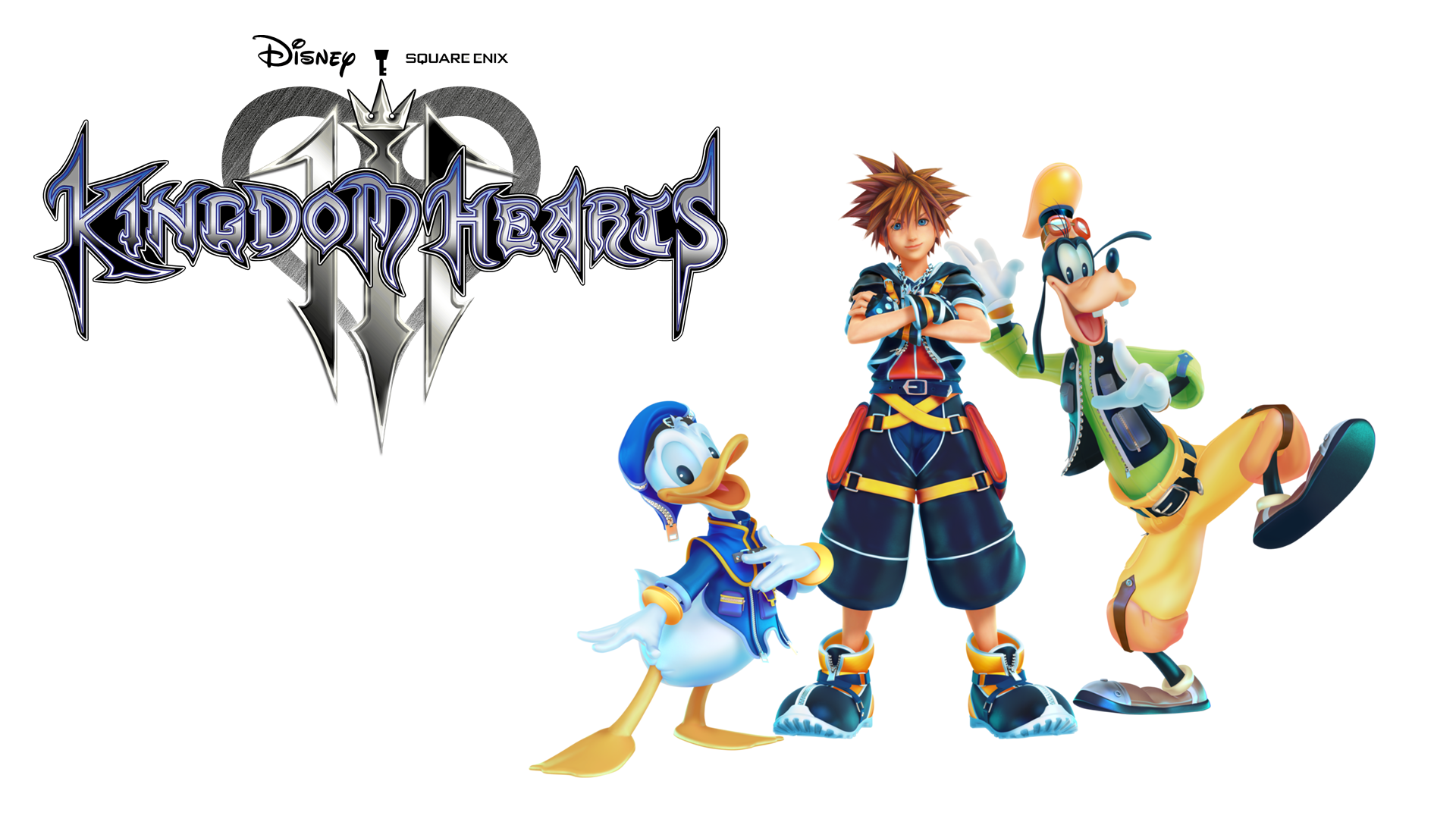 Kingdom Hearts 3 High Definition Wallpapers