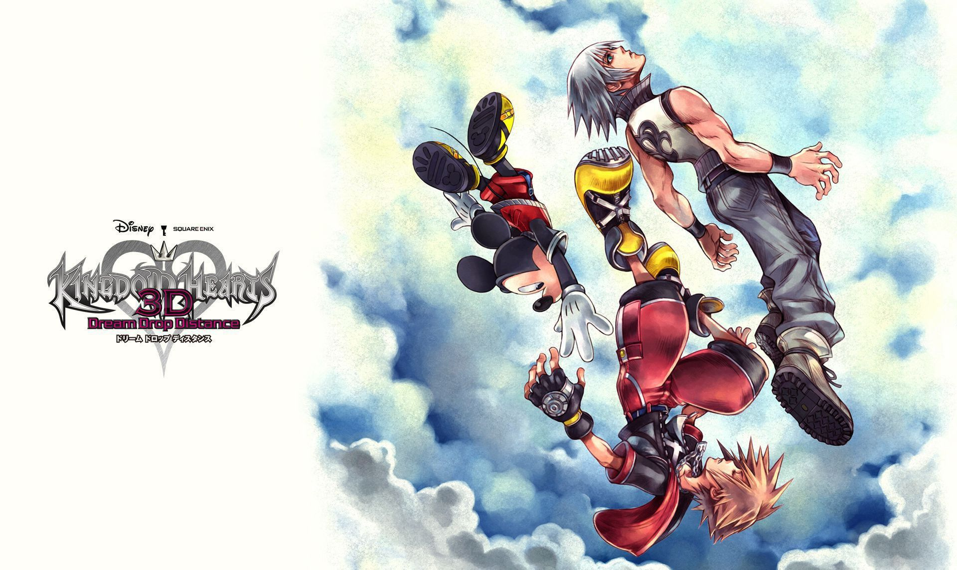 Kingdom Hearts 3 Tumblr