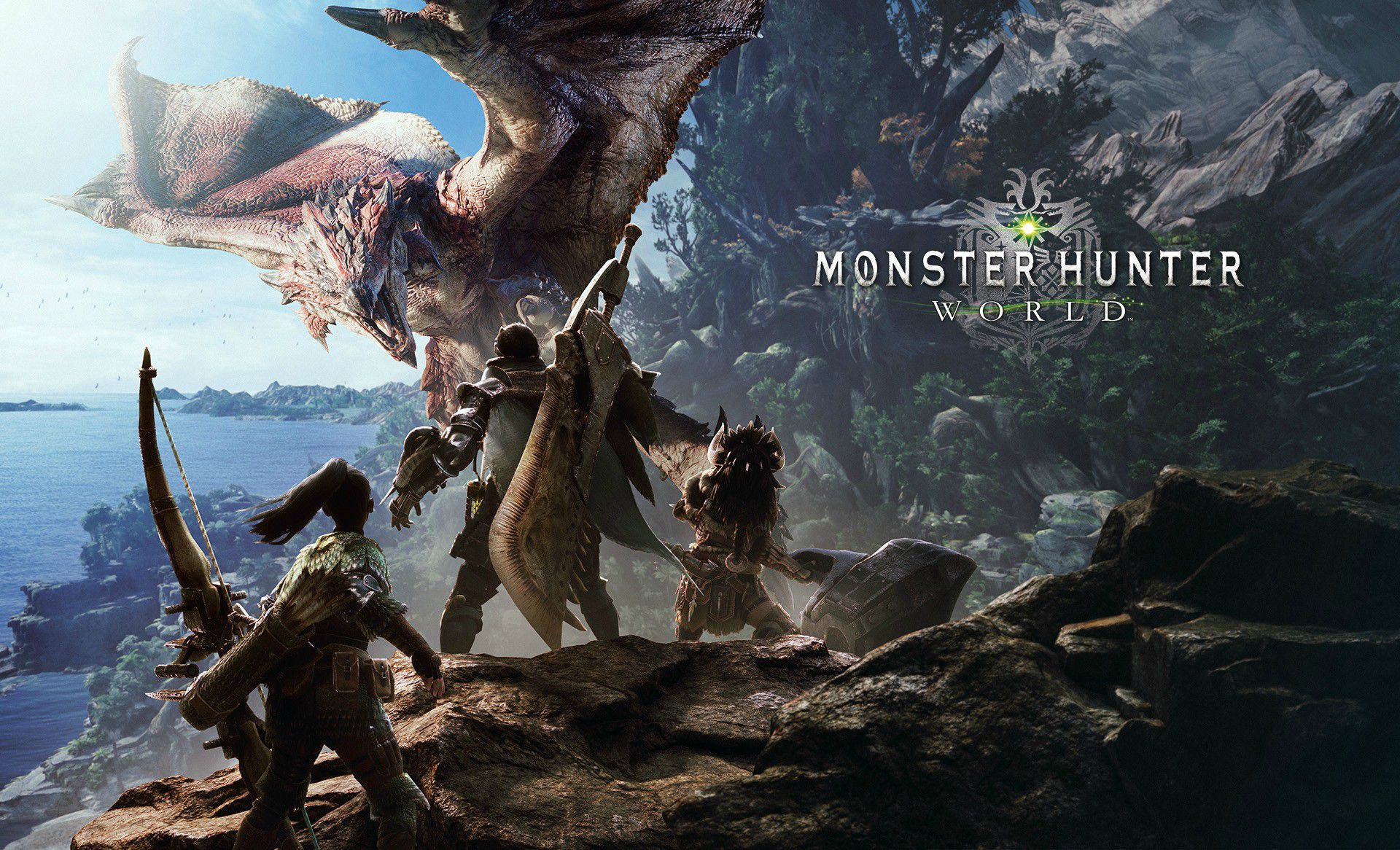 Monster Hunter World Wallpapers