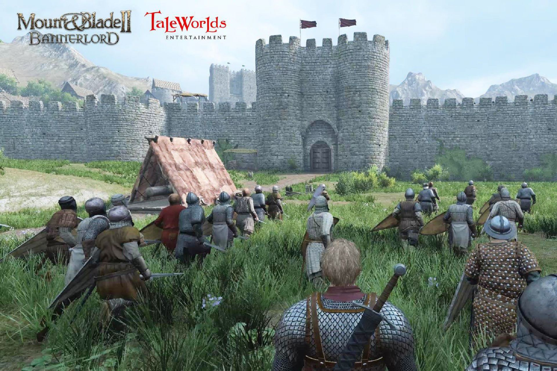 Mount Blade 2 Bannerlord Background