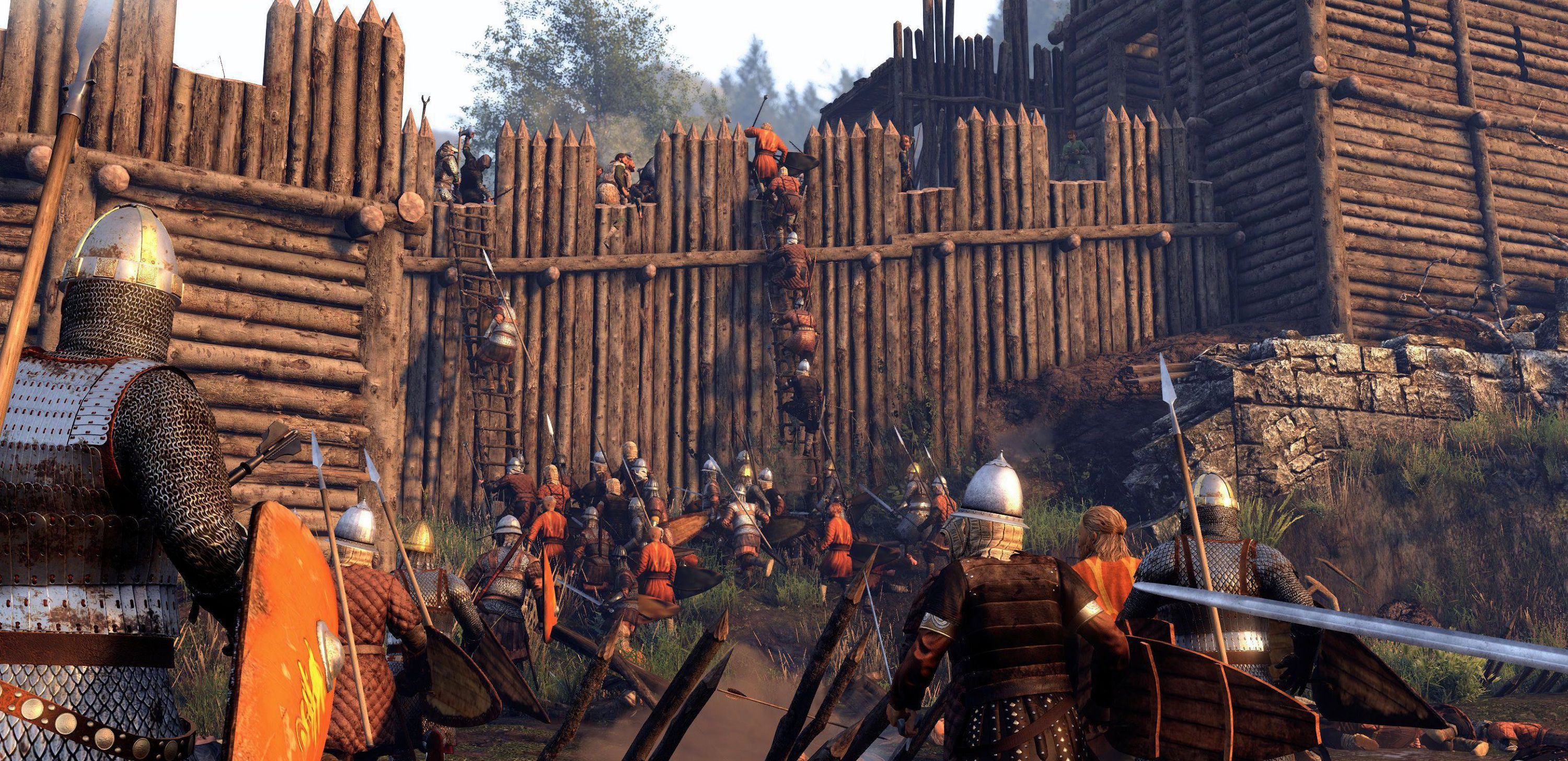 Mount Blade 2 Bannerlord Wallpaper Pack