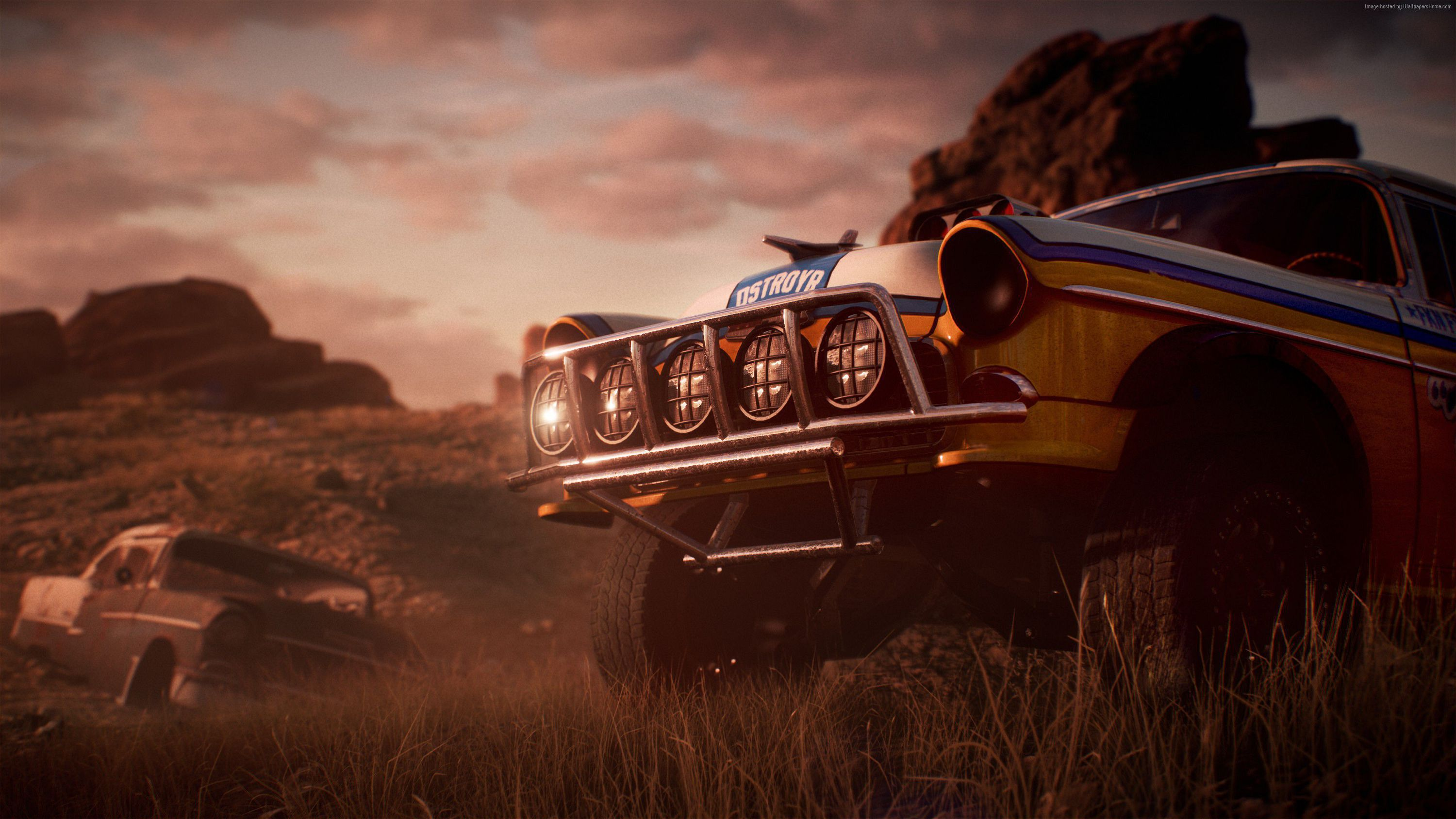 Need For Speed Payback Photos