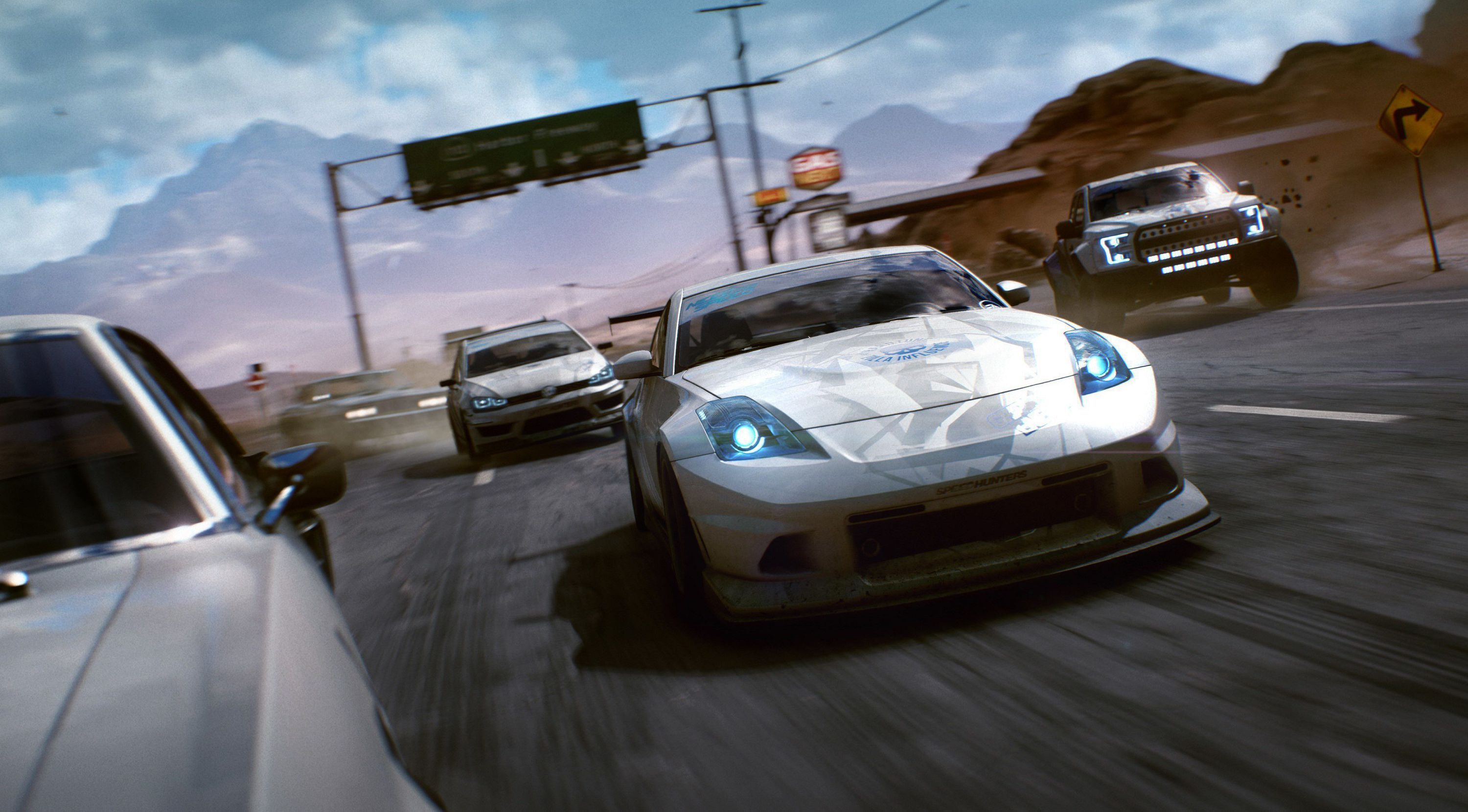 Need For Speed Payback Pictures