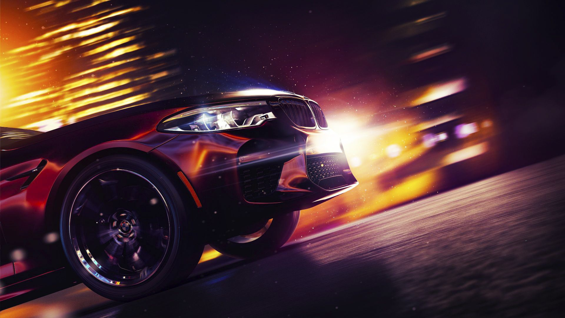 Need For Speed Payback Wallpapers