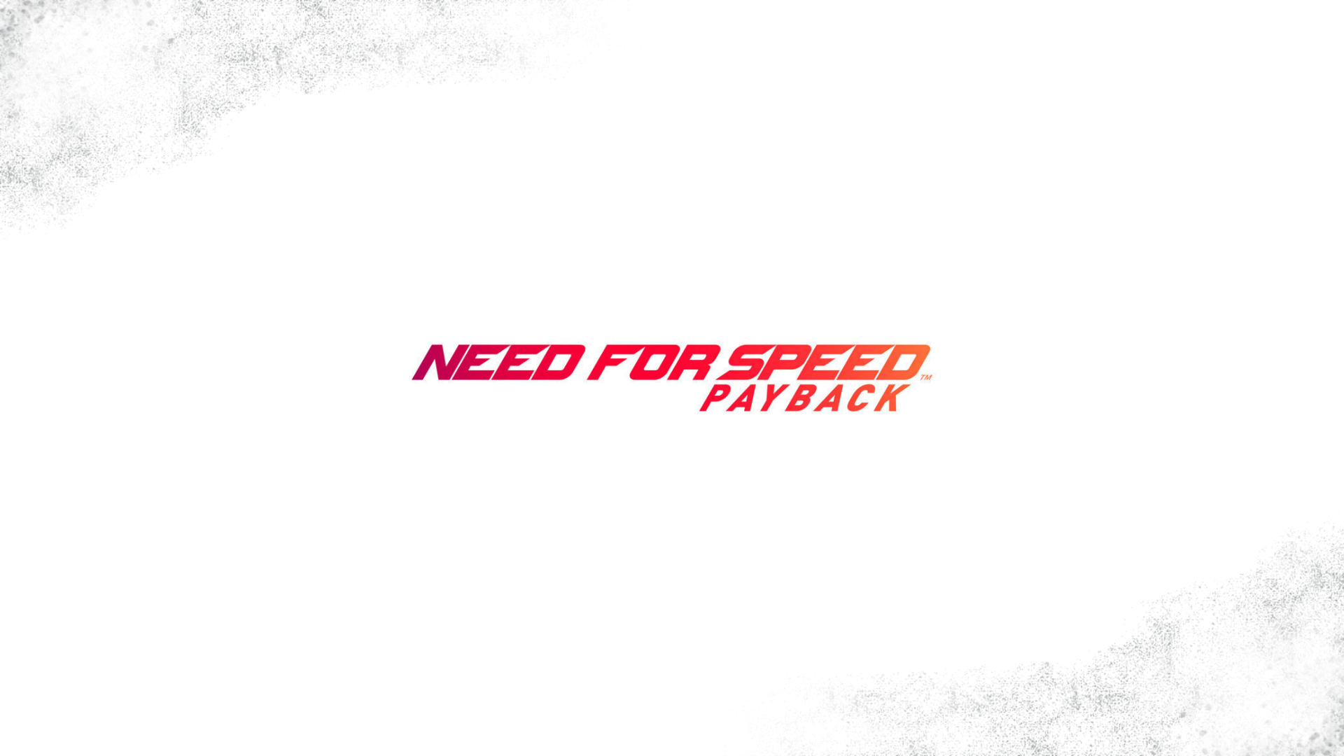 Need For Speed Payback Widescreen