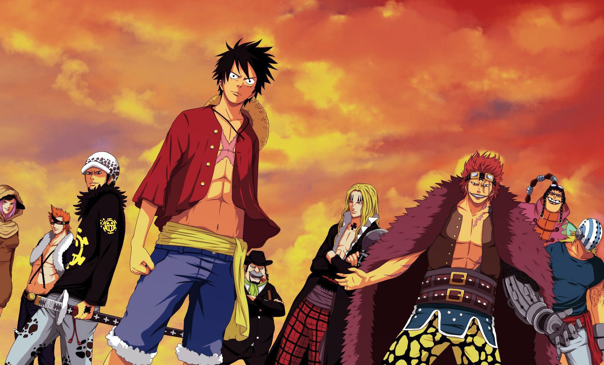 One Piece Desktop