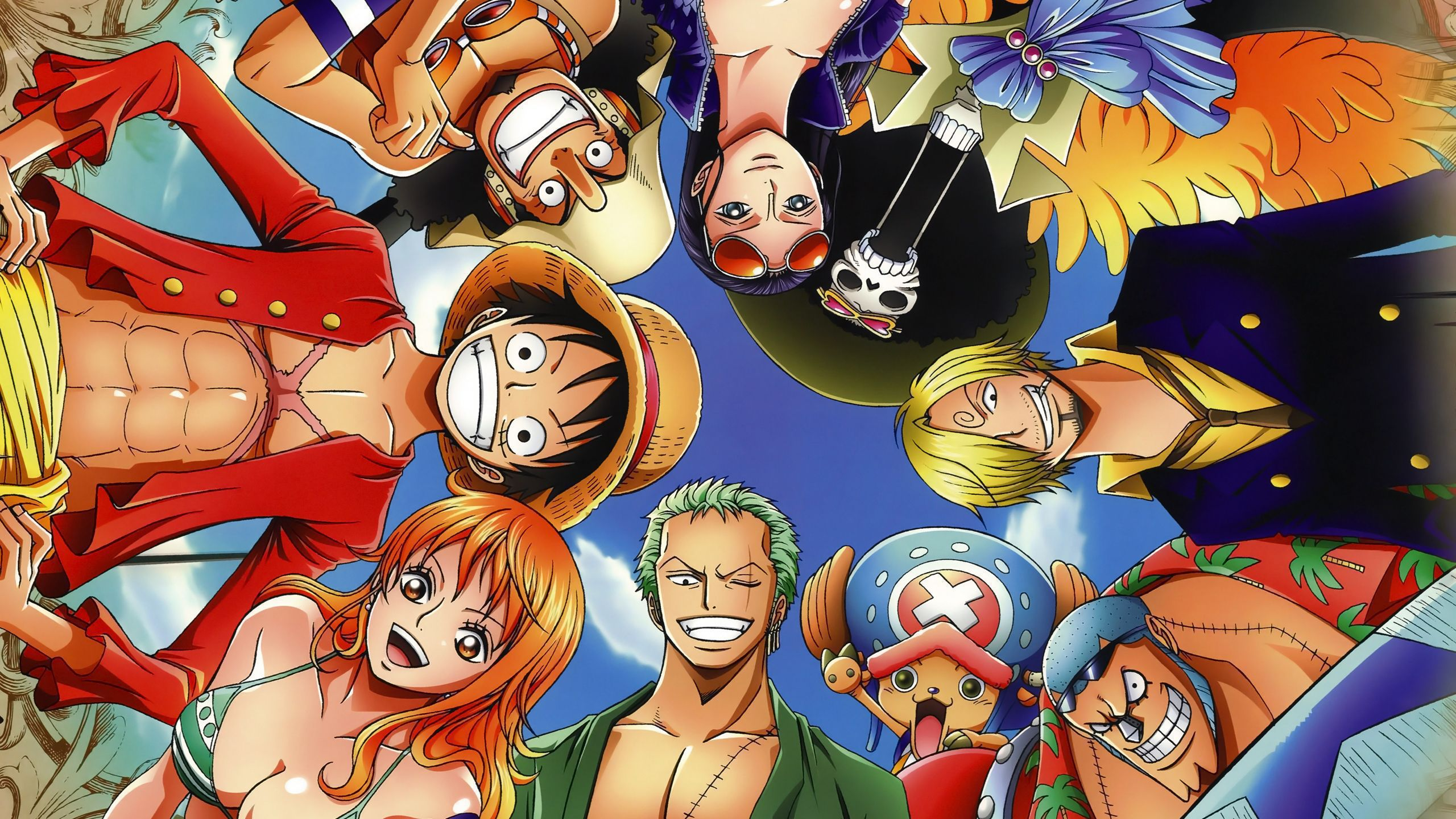 One Piece HD Desktop